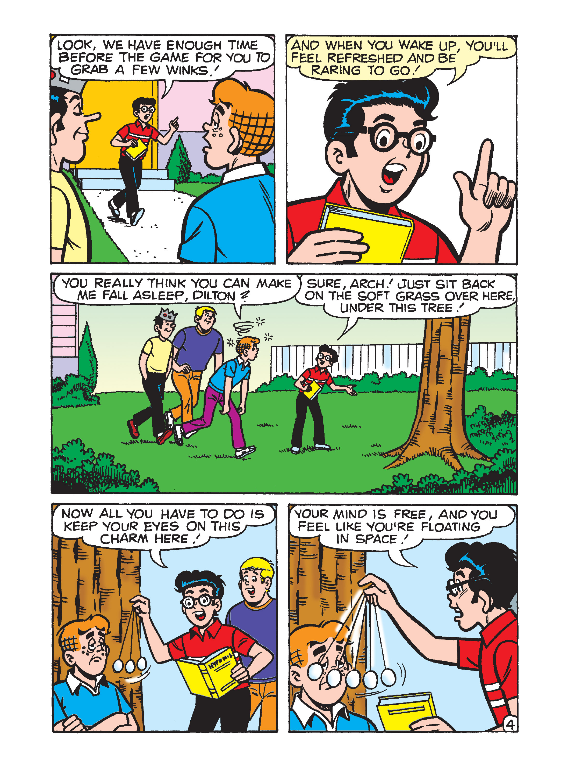 Read online Archie's Funhouse Double Digest comic -  Issue #7 - 77