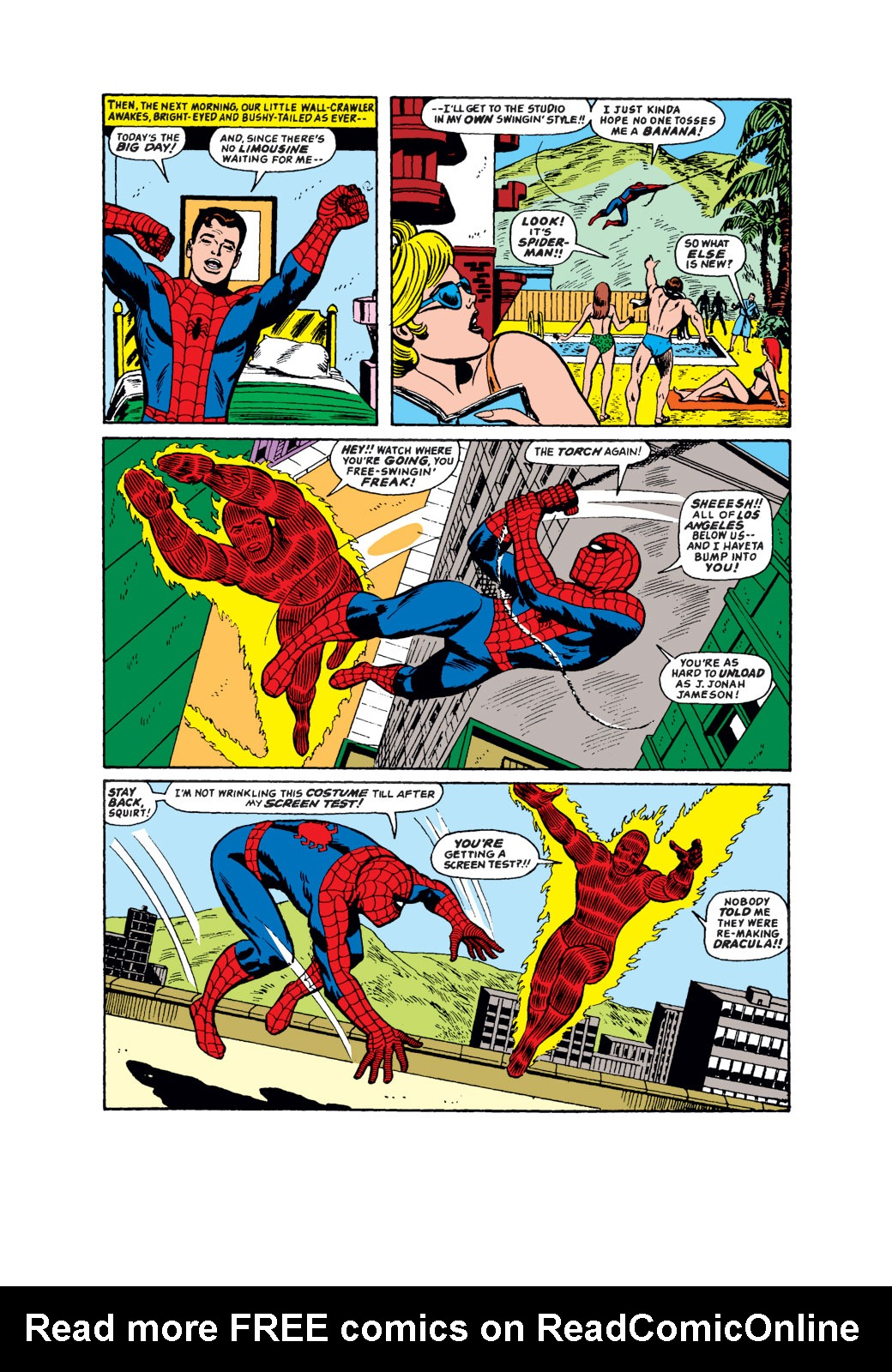 The Amazing Spider-Man (1963) _Annual_4 Page 10