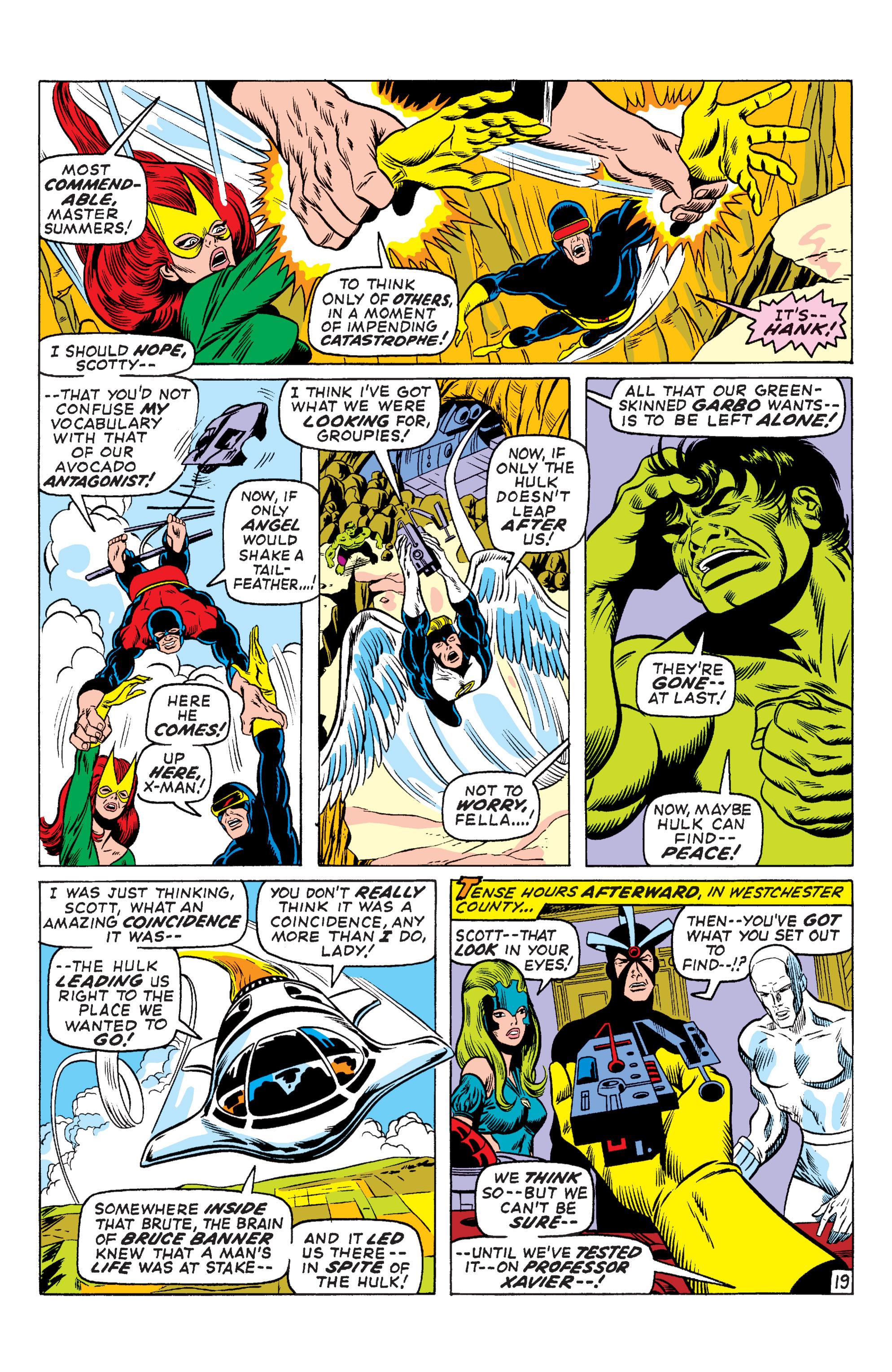 Uncanny X-Men (1963) 66 Page 19