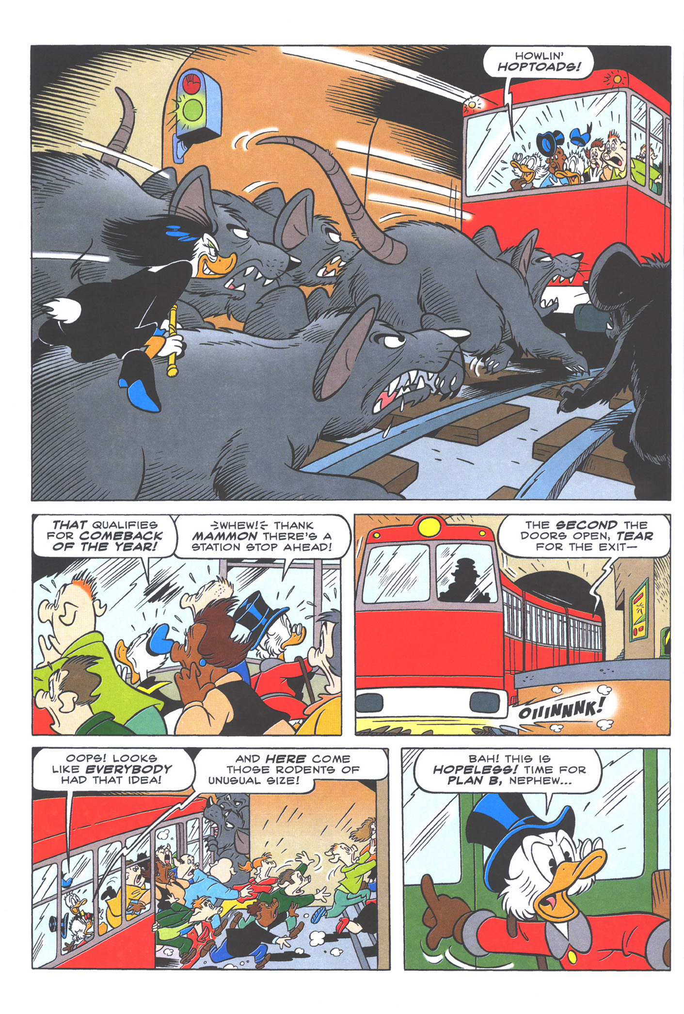 Read online Uncle Scrooge (1953) comic -  Issue #371 - 50
