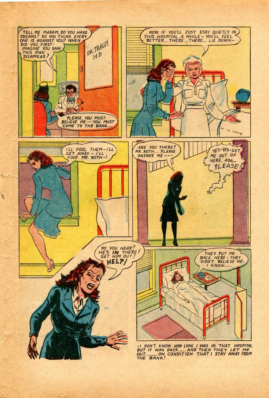Read online Super-Magician Comics comic -  Issue #33 - 37