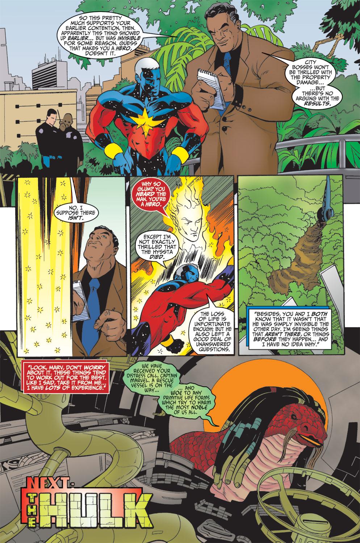 Captain Marvel (1999) Issue #1 #2 - English 23