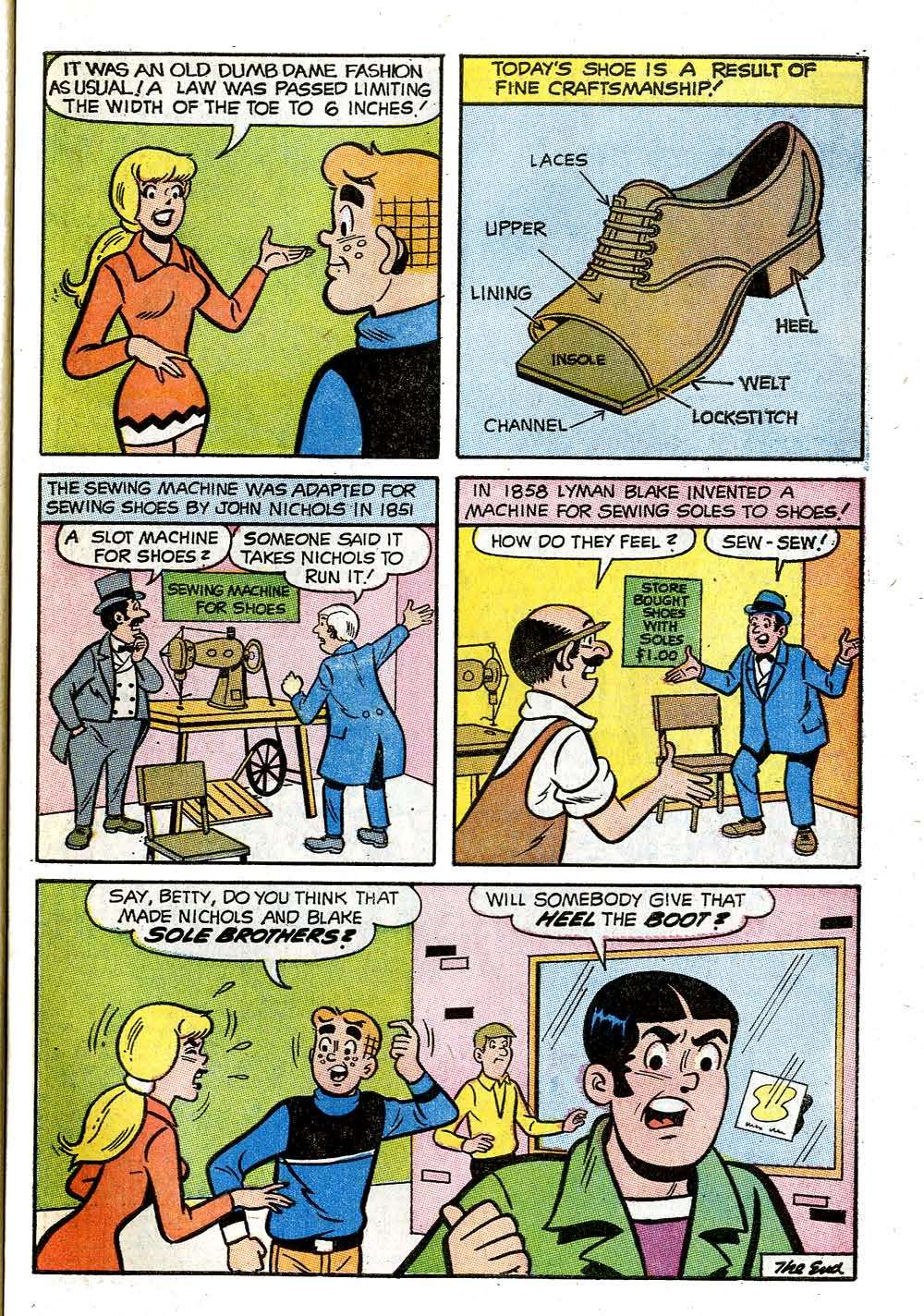 Read online Archie (1960) comic -  Issue #208 - 27