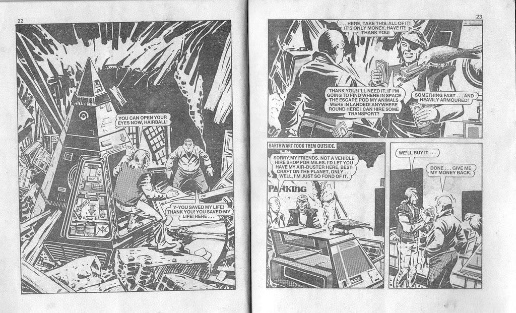 Starblazer issue 194 - Page 12