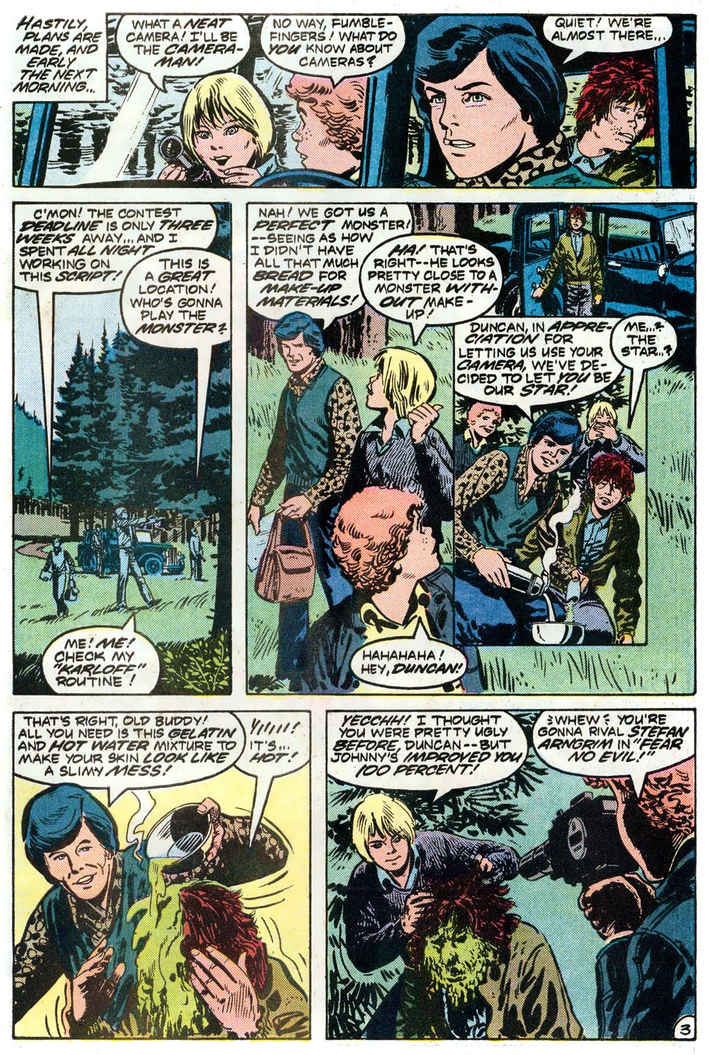 Elvira's House of Mystery Issue #1 #2 - English 56