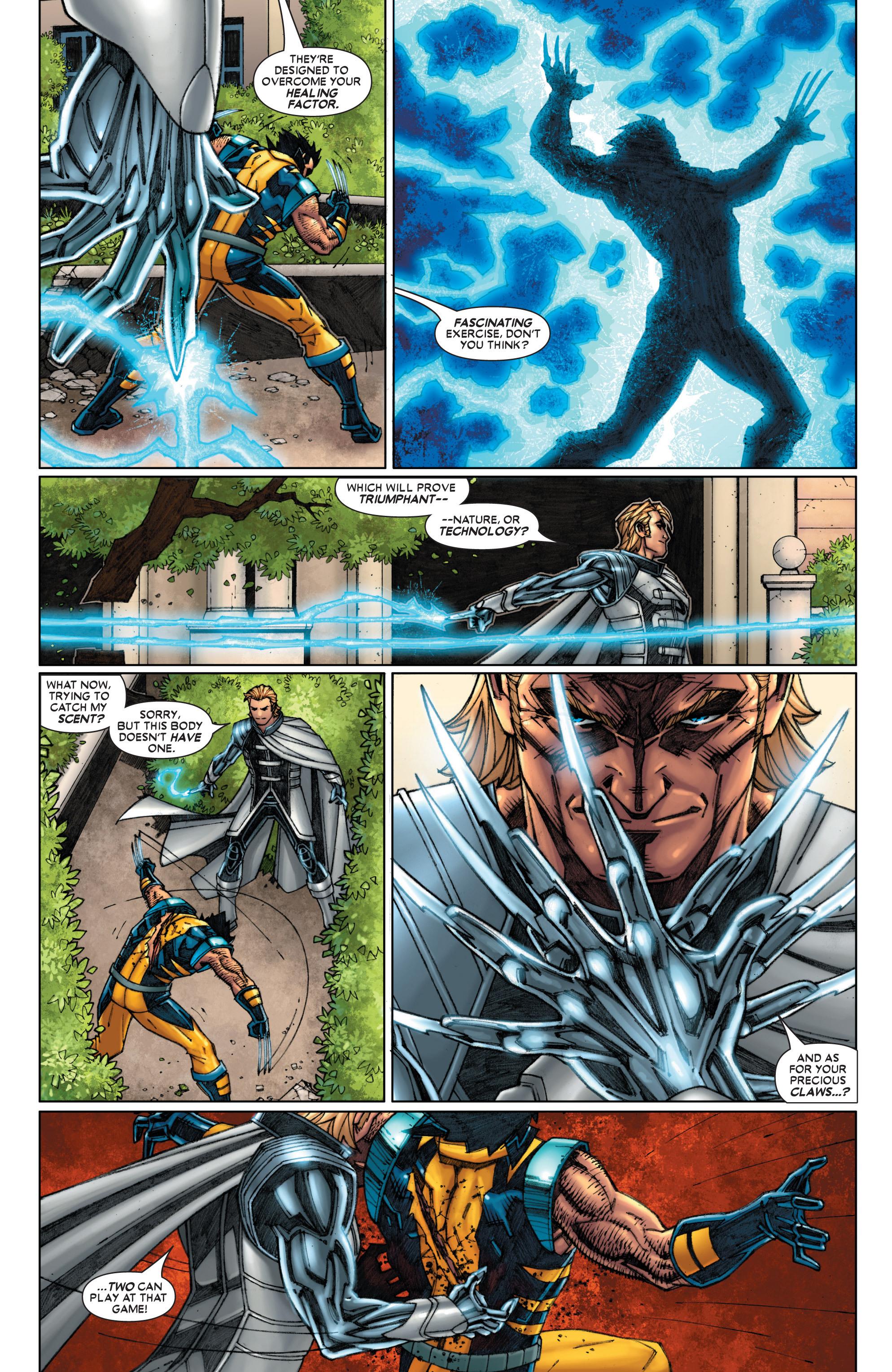 Read online Uncanny X-Men (1963) comic -  Issue #454 - 14