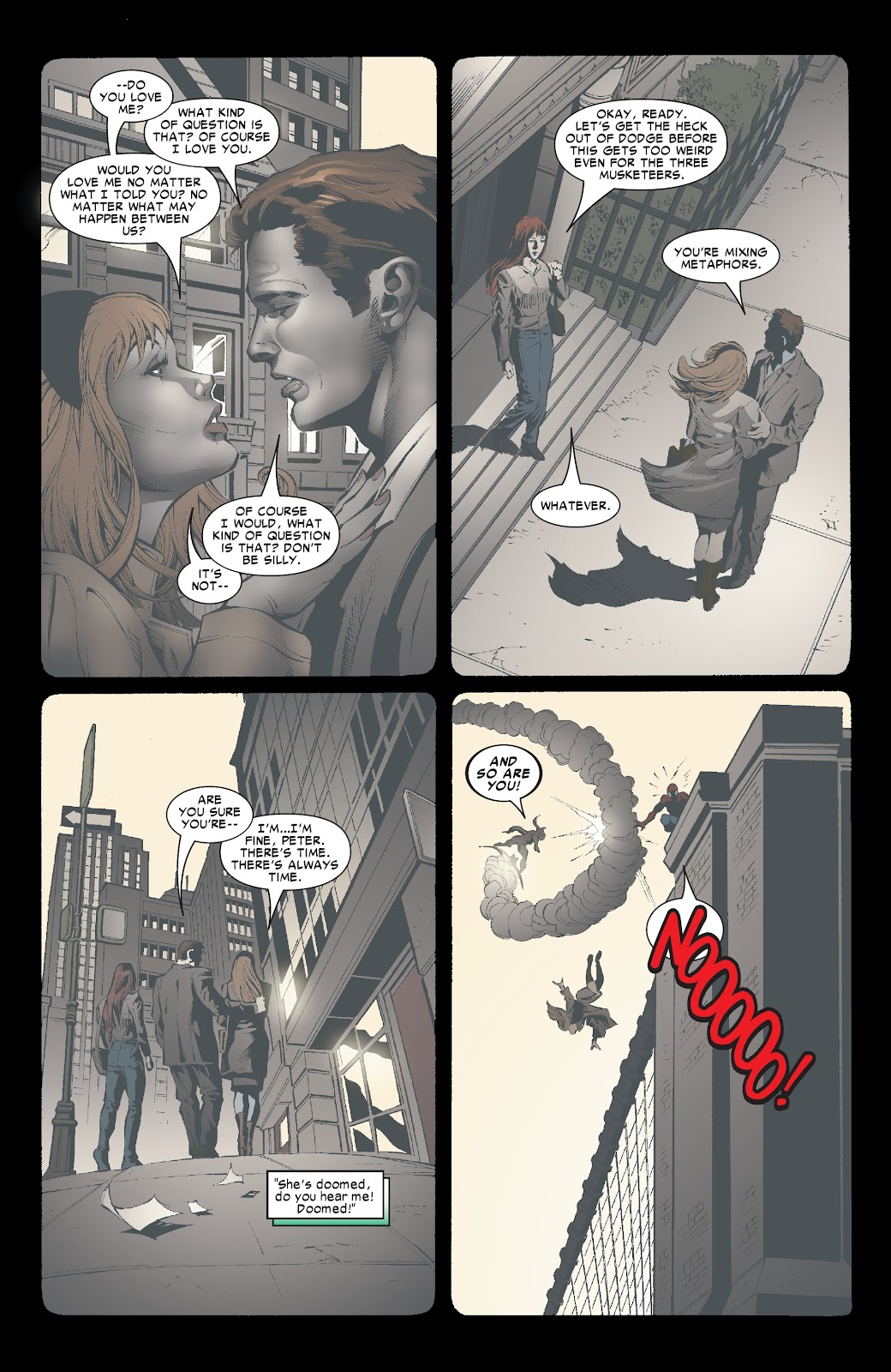 The Amazing Spider-Man by JMS Ultimate Collection issue TPB 3 (Part 2) - Page 82