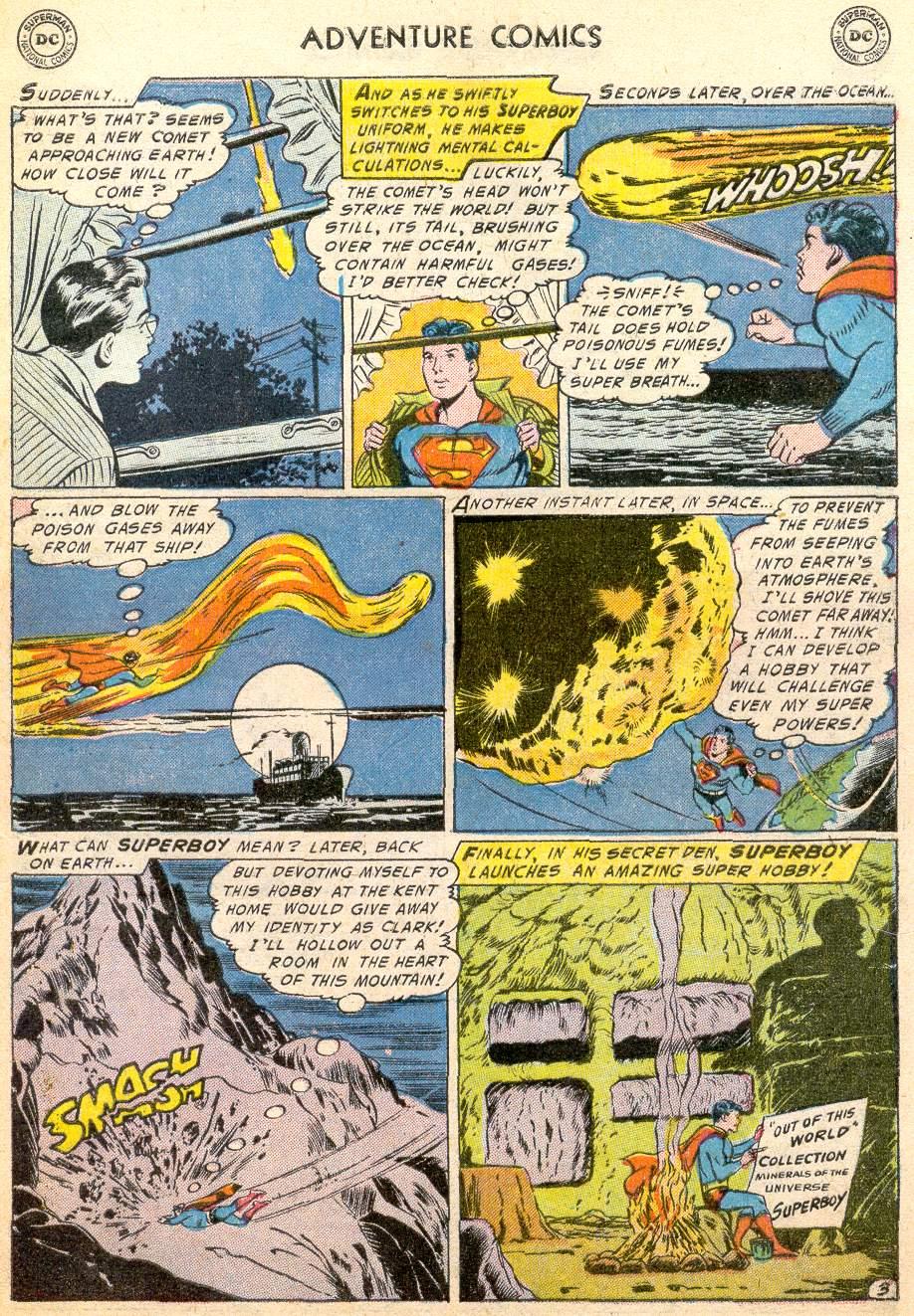 Read online Adventure Comics (1938) comic -  Issue #215 - 5