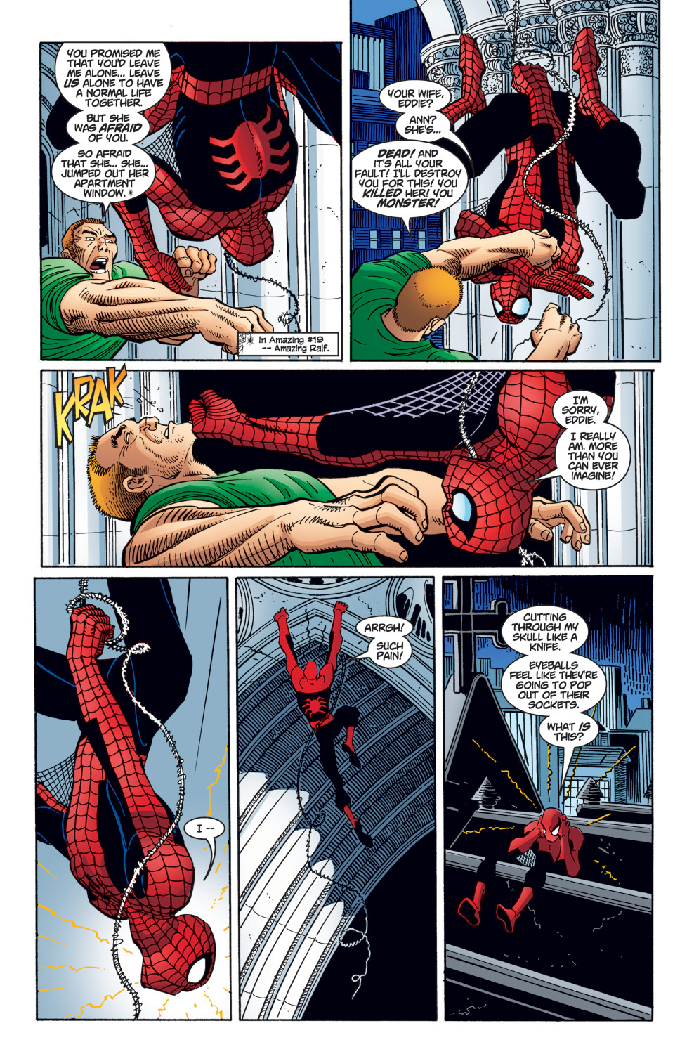 The Amazing Spider-Man (1999) 22 Page 18