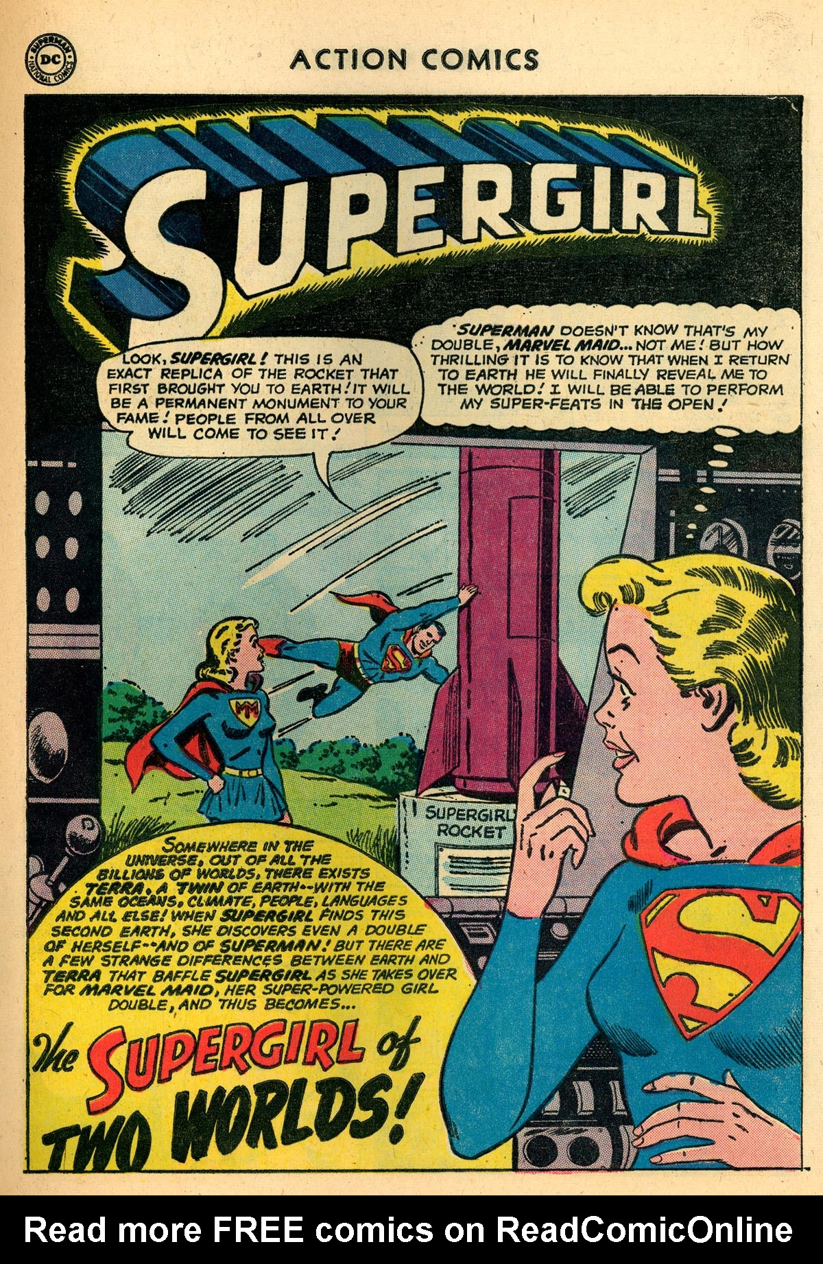 Read online Action Comics (1938) comic -  Issue #273 - 17