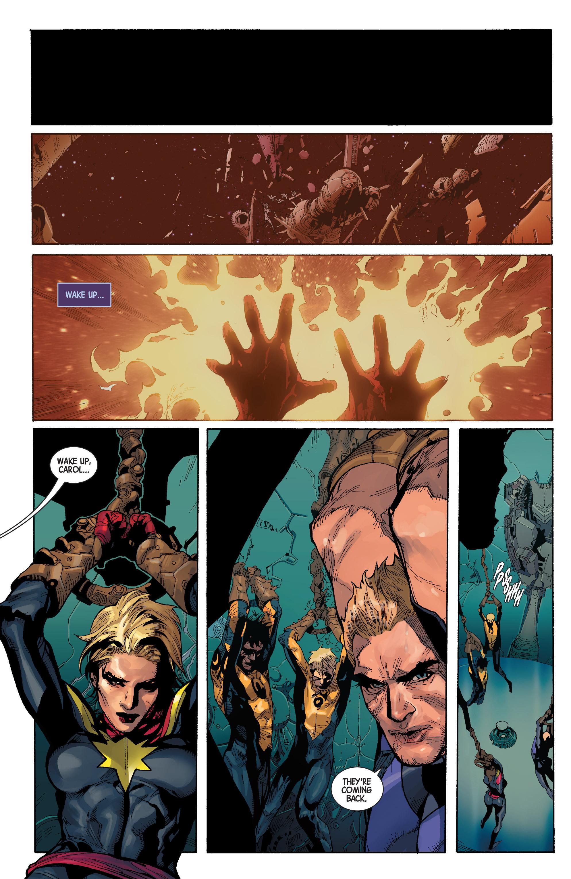 Read online Avengers (2013) comic -  Issue #Avengers (2013) _TPB 4 - 36