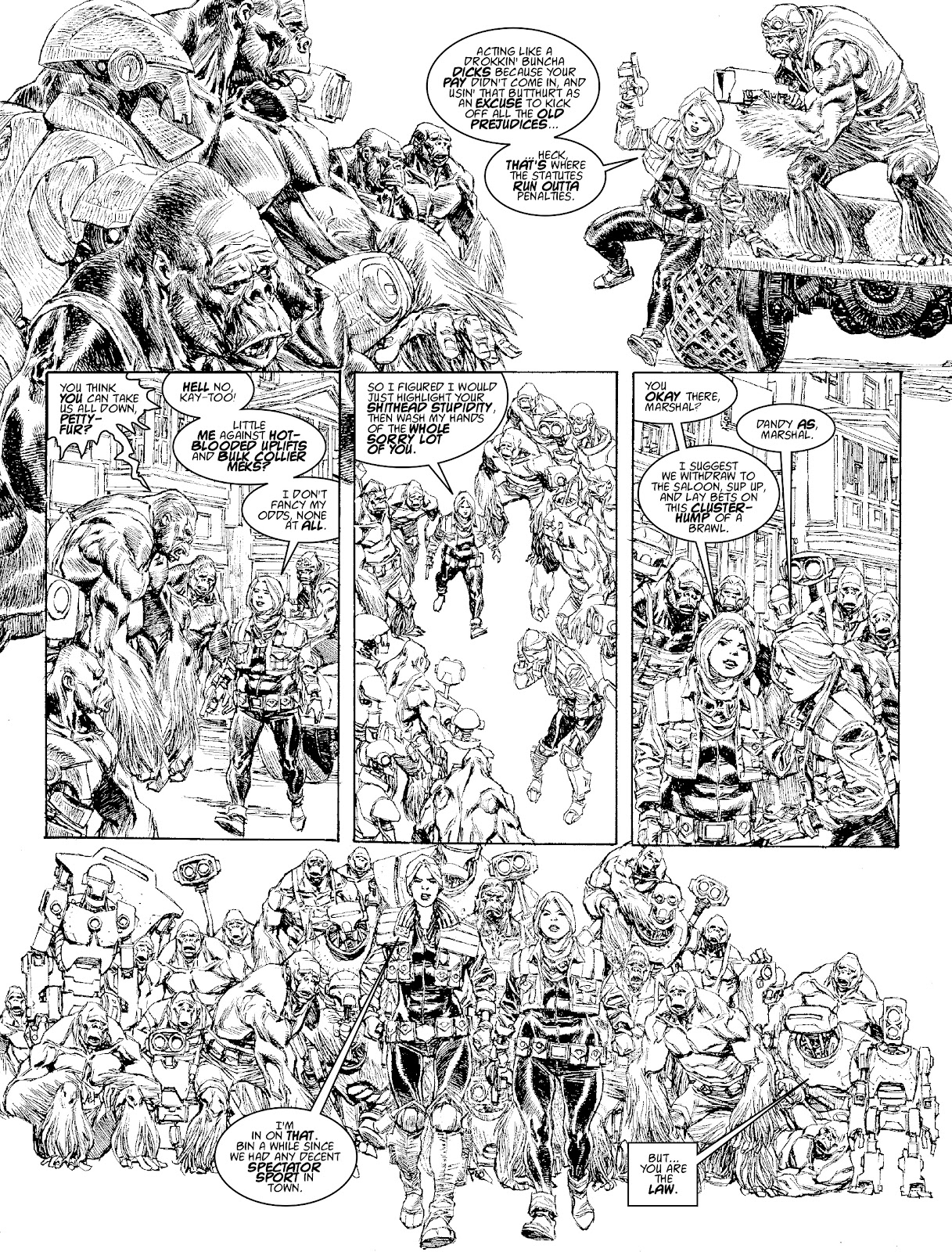 Judge Dredd Megazine (Vol. 5) Issue #381 #180 - English 55