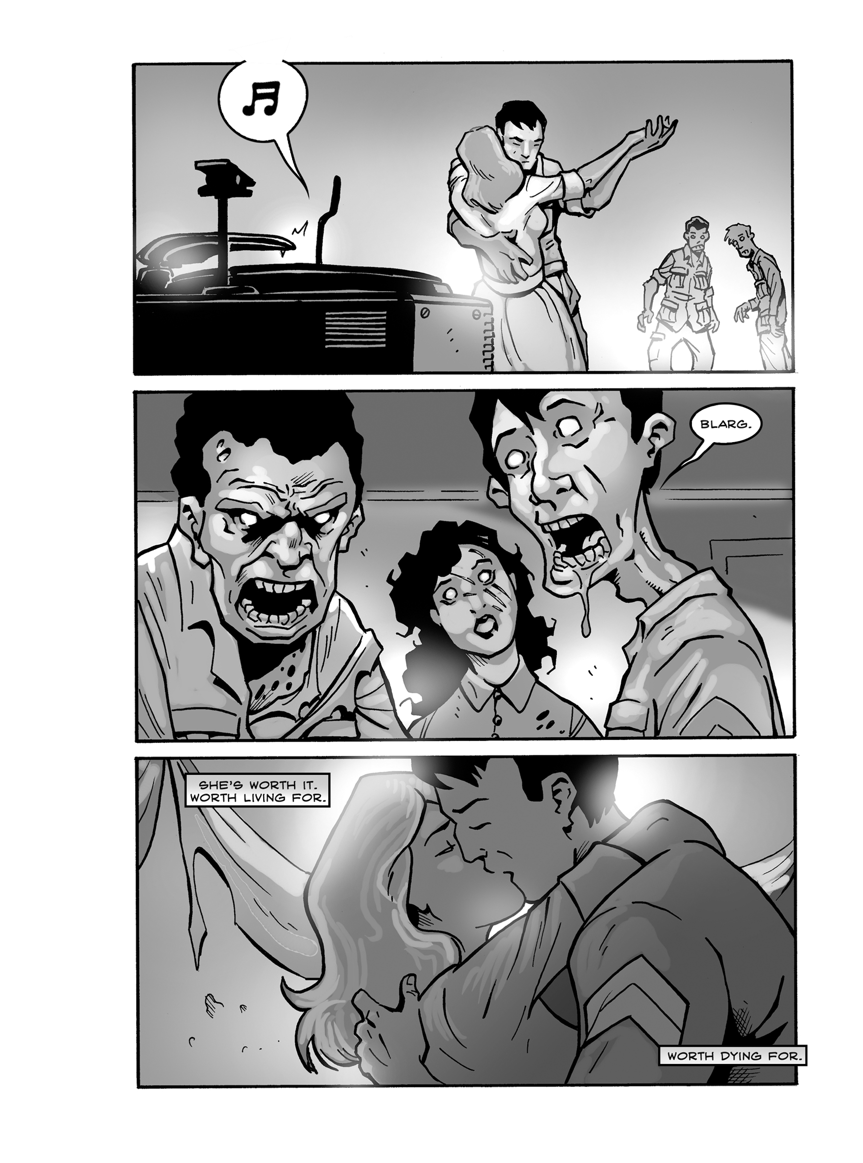 Read online FUBAR comic -  Issue #2 - 130