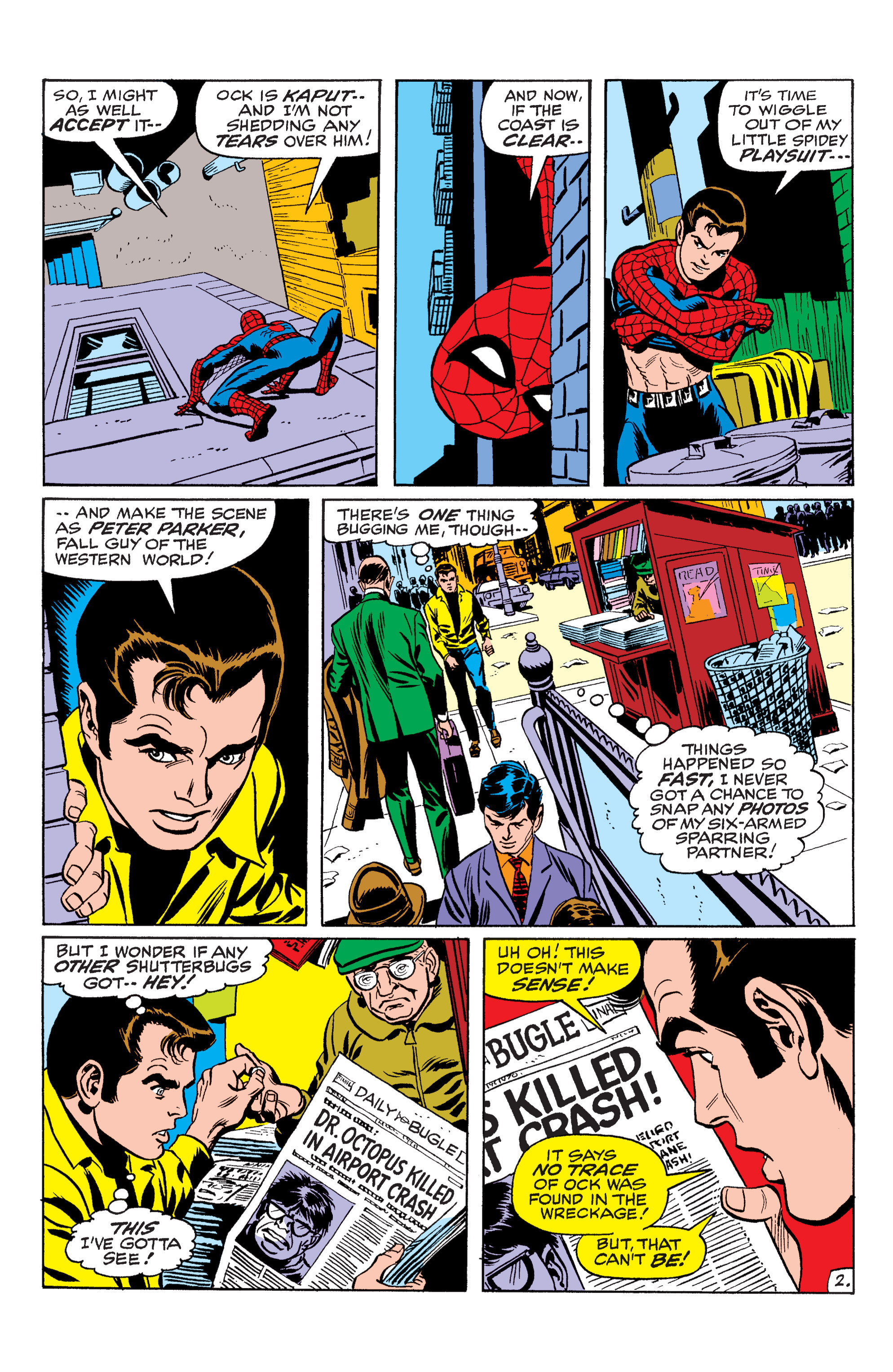 The Amazing Spider-Man (1963) 89 Page 2