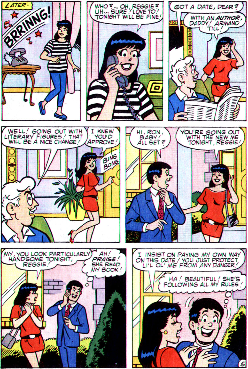 Read online Archie (1960) comic -  Issue #355 - 31