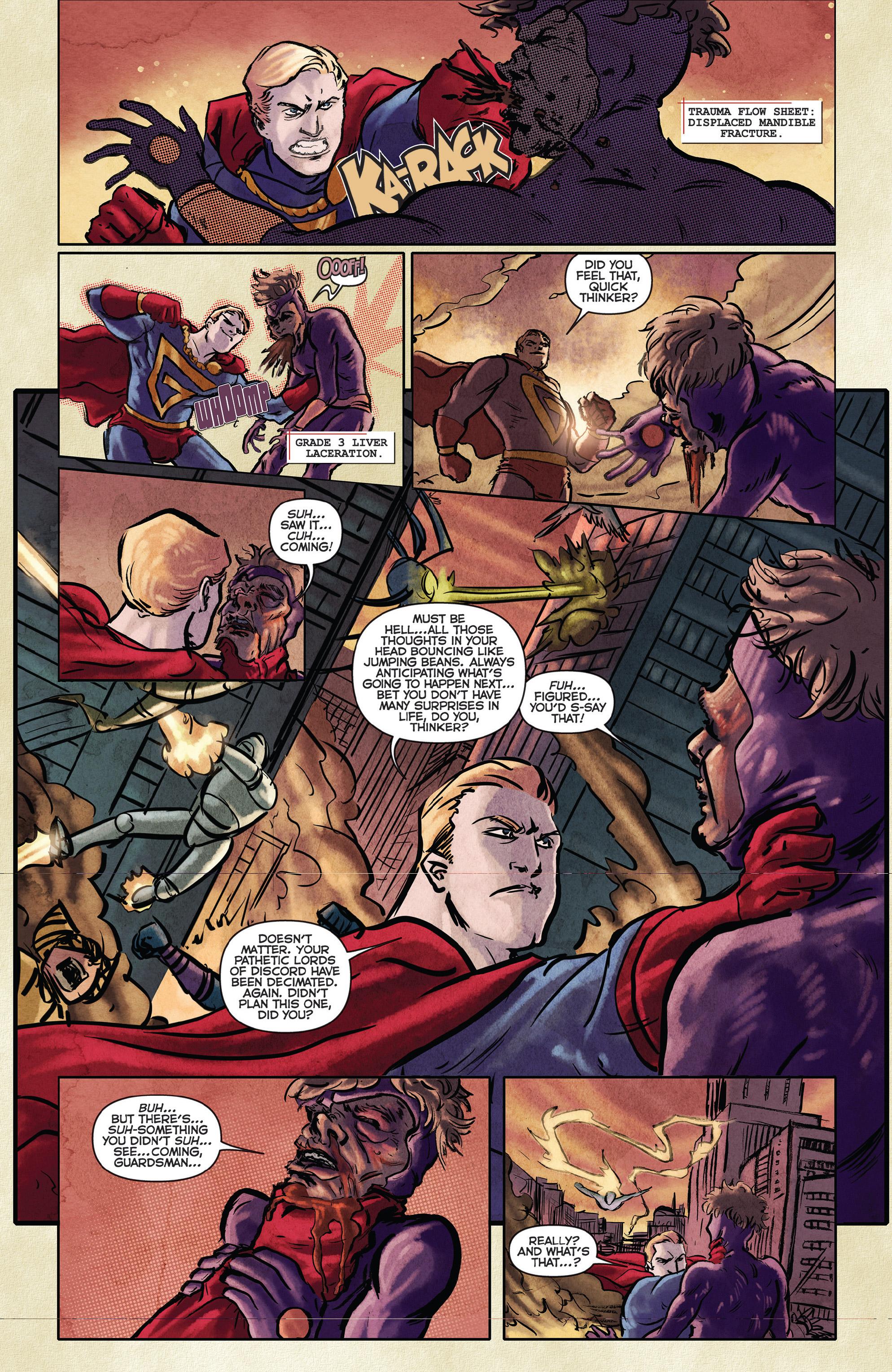Read online Medisin comic -  Issue #1 - 4