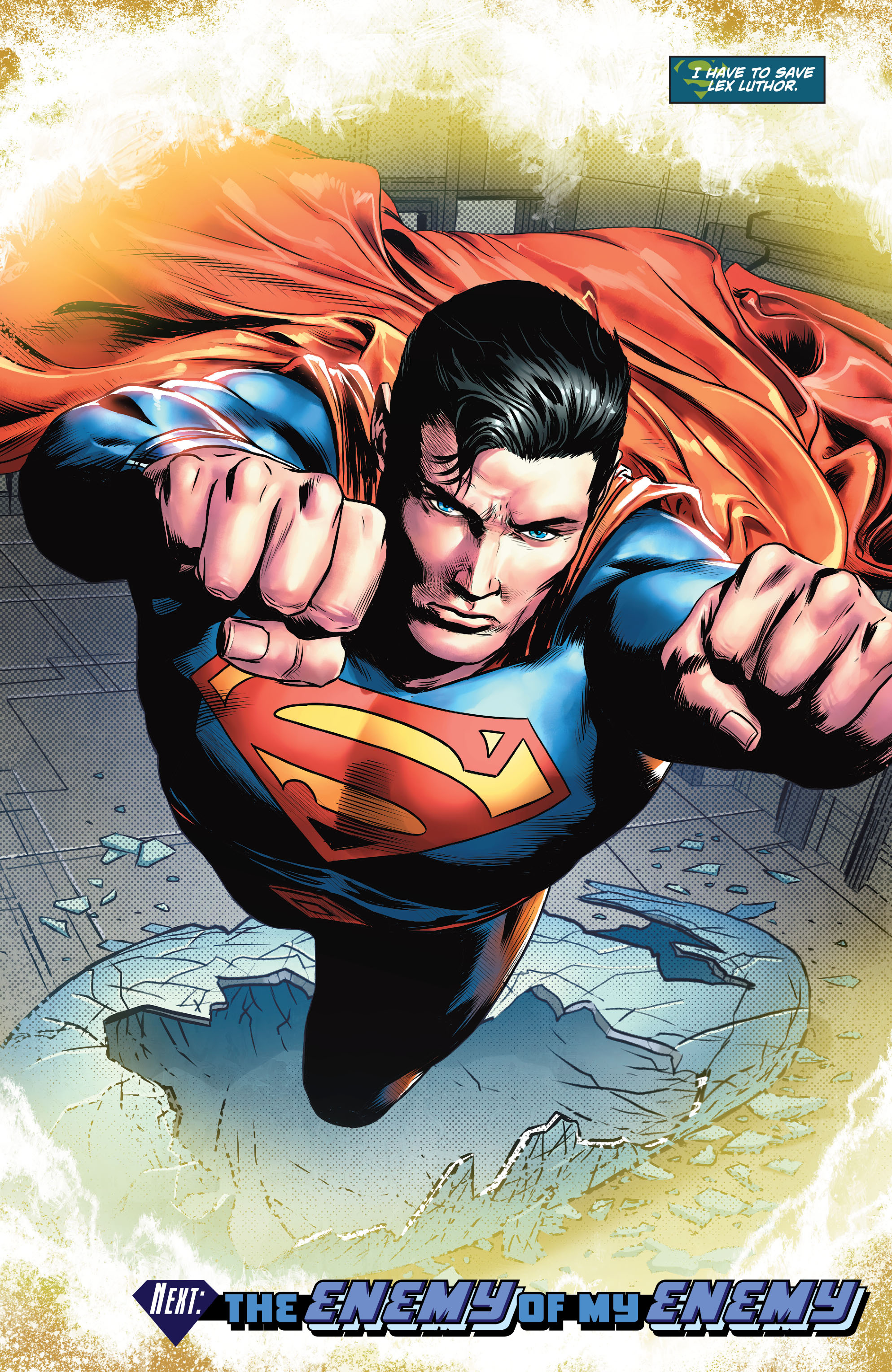 Read online Action Comics (2016) comic -  Issue #969 - 23