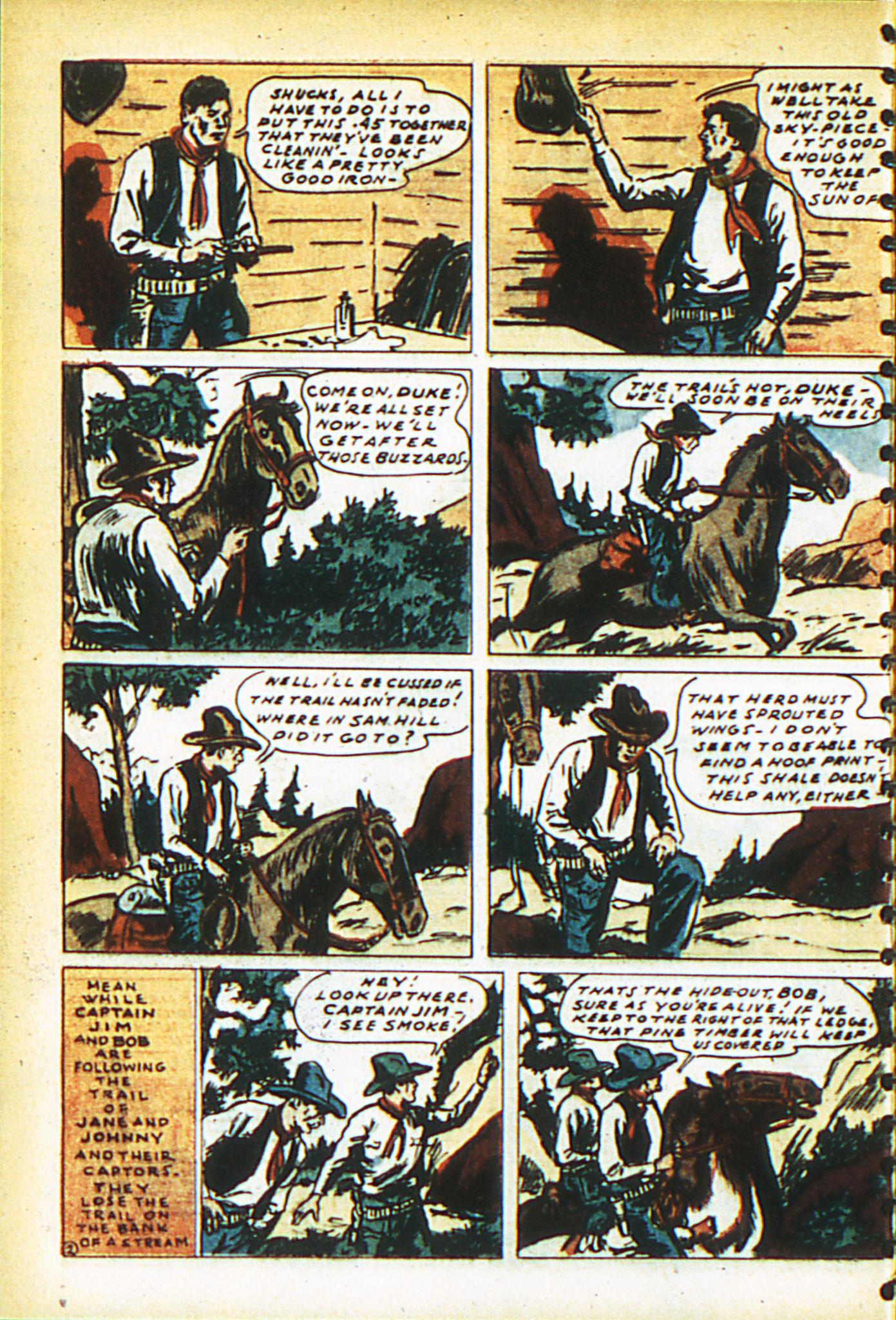 Read online Adventure Comics (1938) comic -  Issue #26 - 5