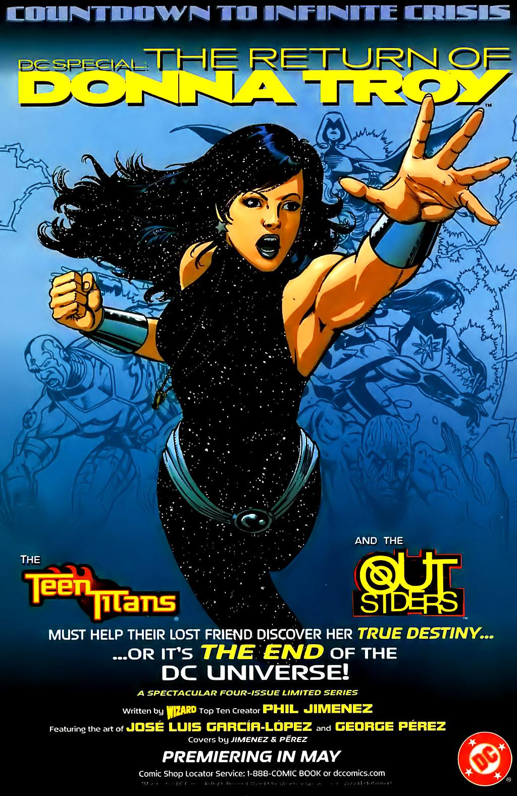 Read online Aquaman (2003) comic -  Issue #30 - 25