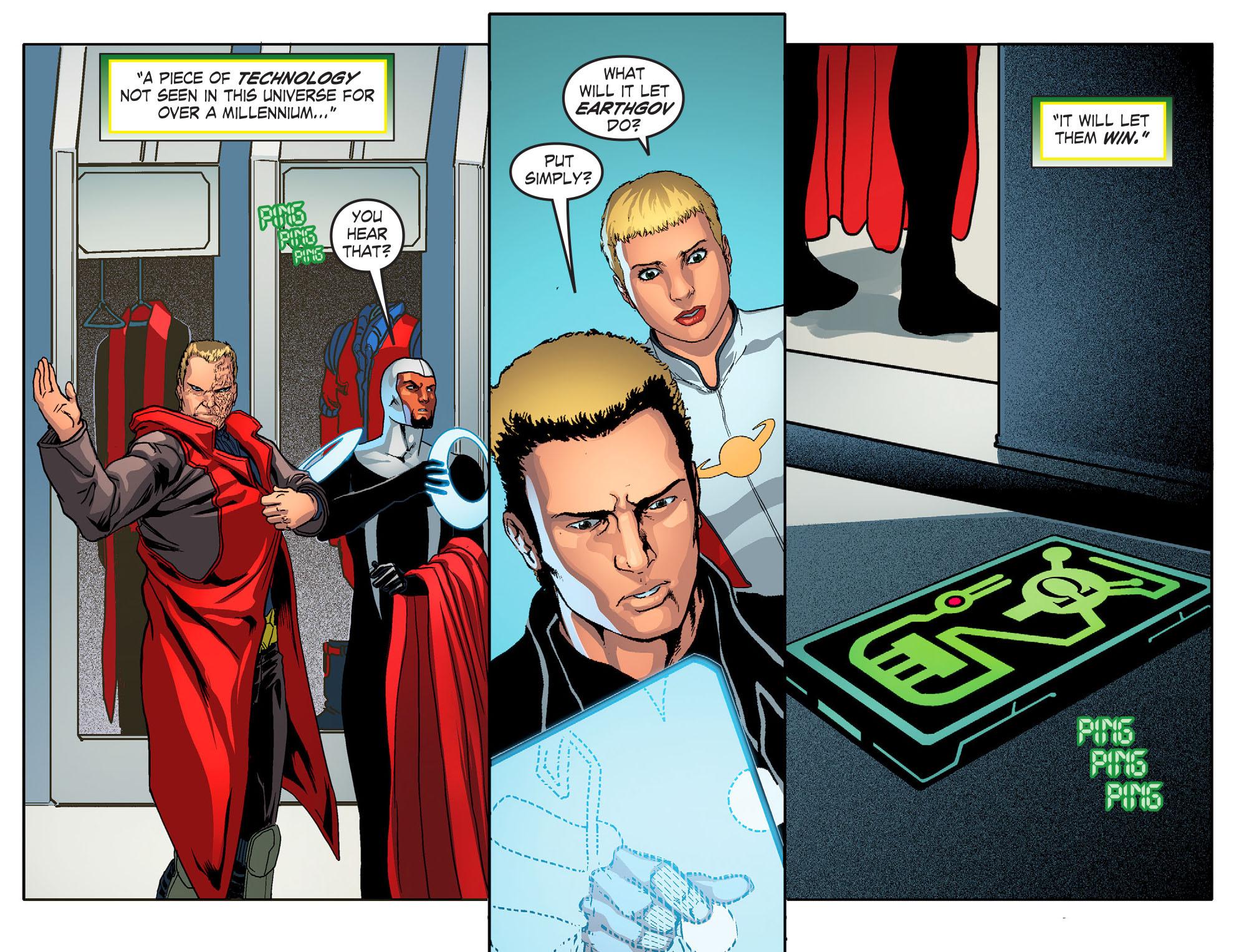 Read online Smallville: Season 11 comic -  Issue #51 - 10