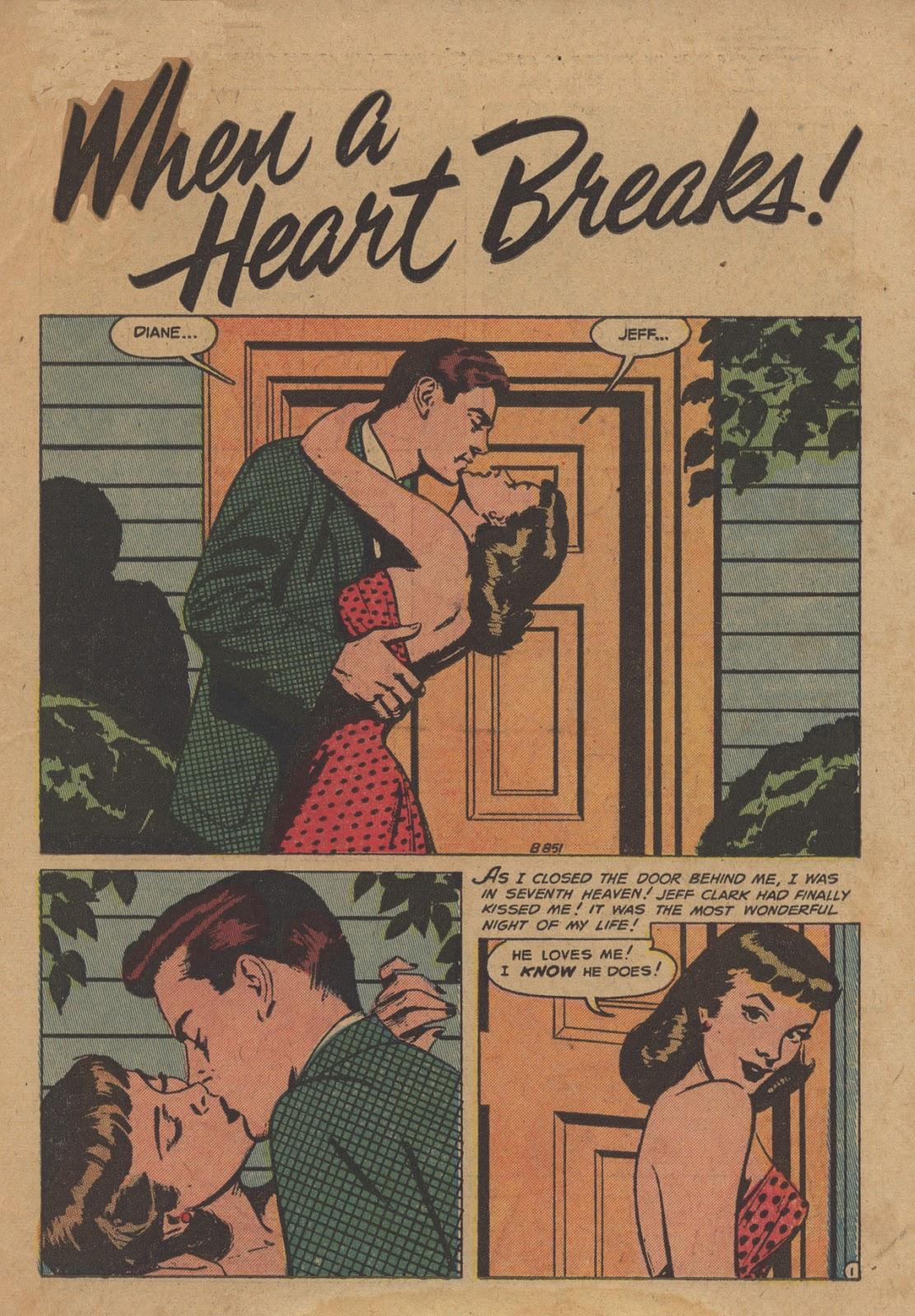 Love Romances (1949) issue 28 - Page 3