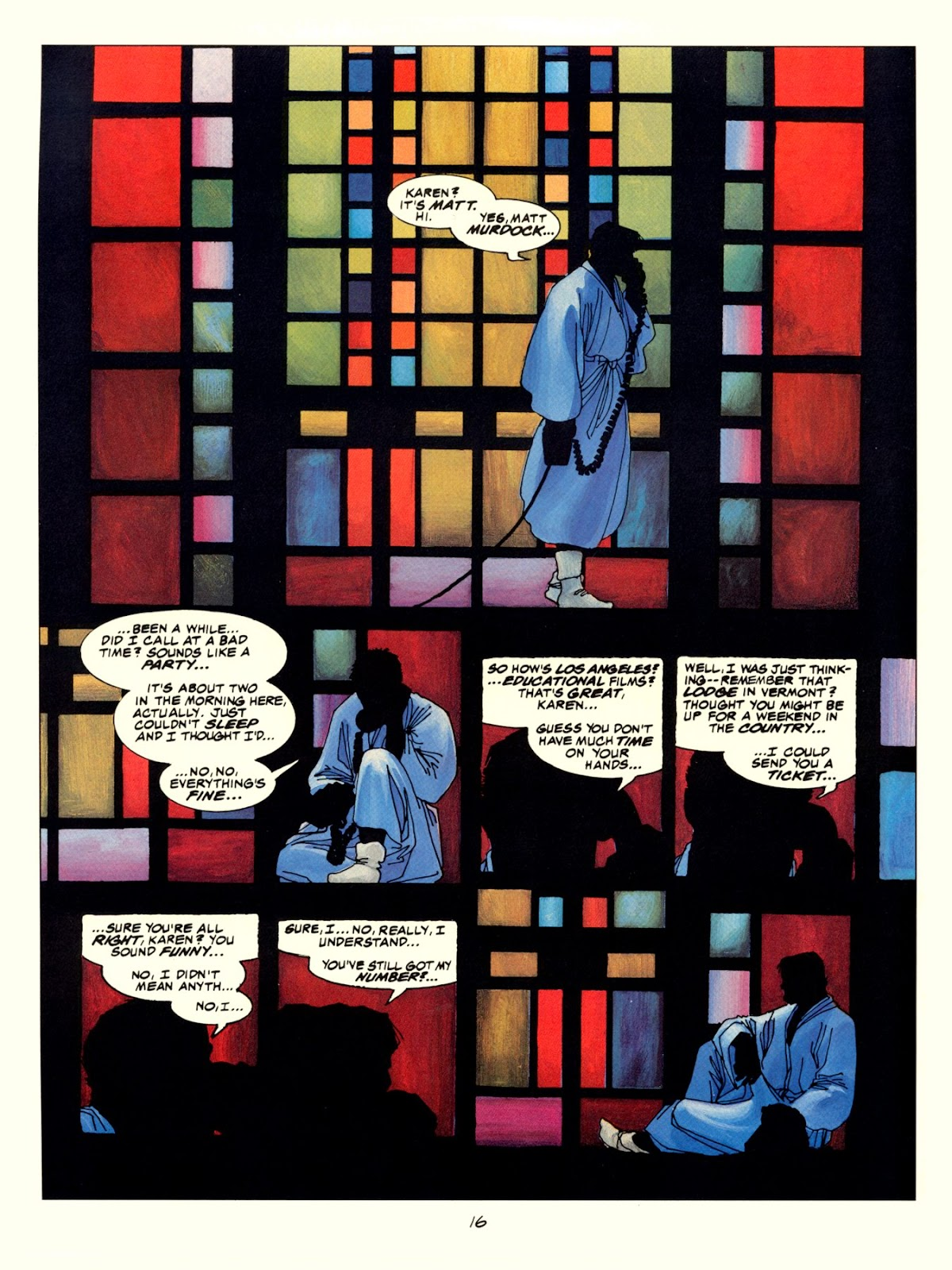 Elektra Lives Again issue Full - Page 23