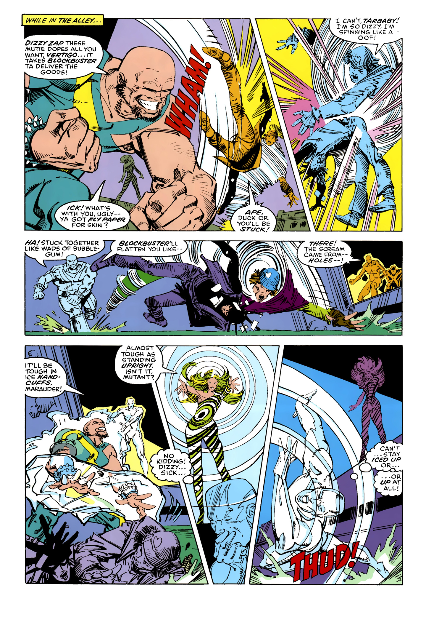 Read online X-Factor (1986) comic -  Issue #10 - 12