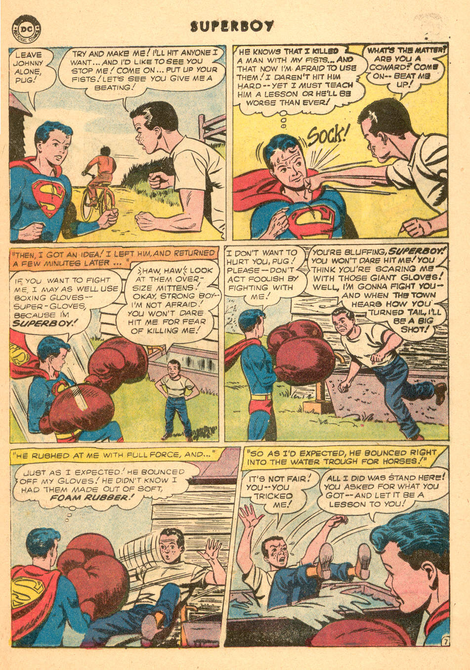 Superboy (1949) issue 72 - Page 18