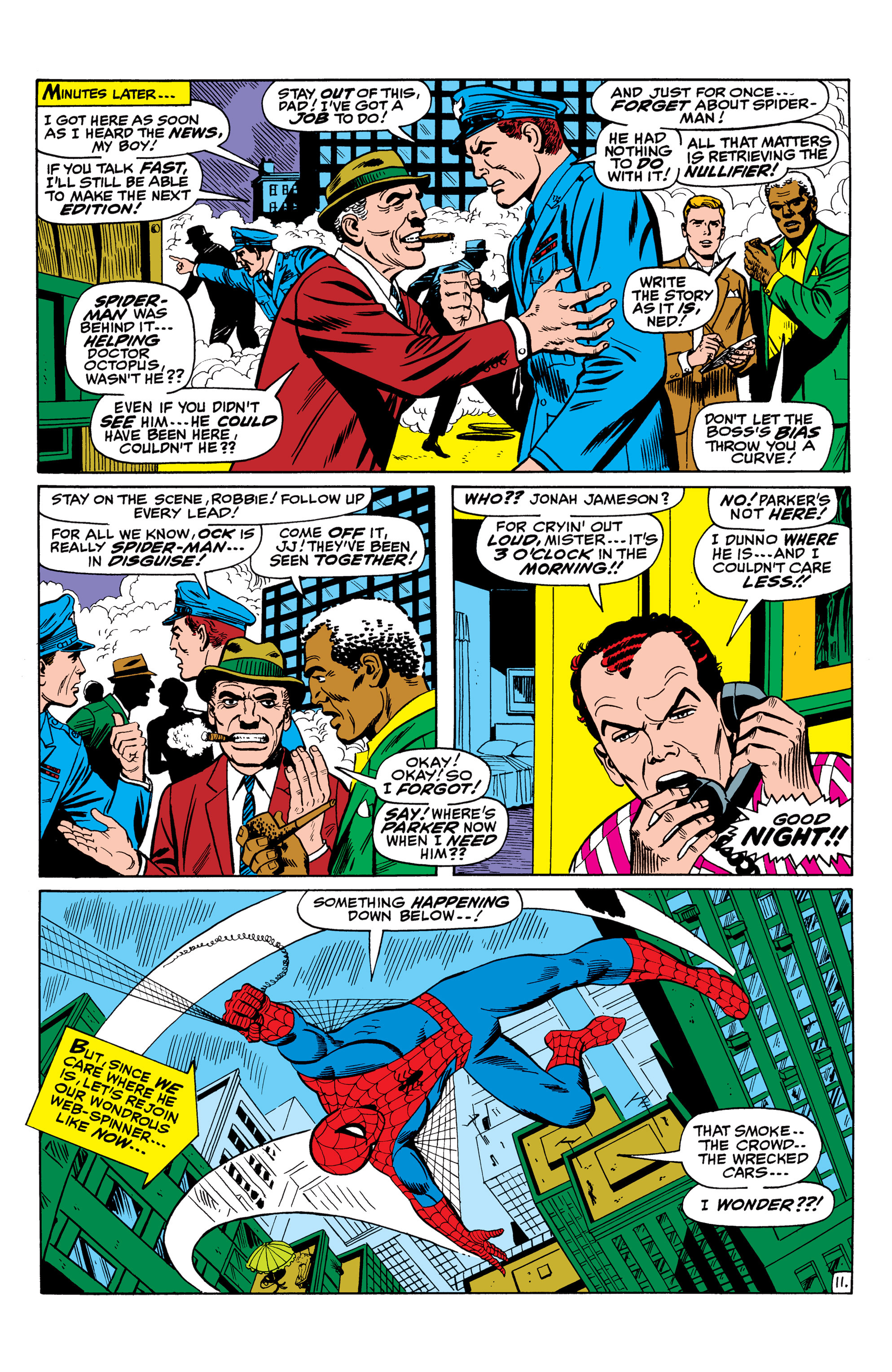 The Amazing Spider-Man (1963) 55 Page 11