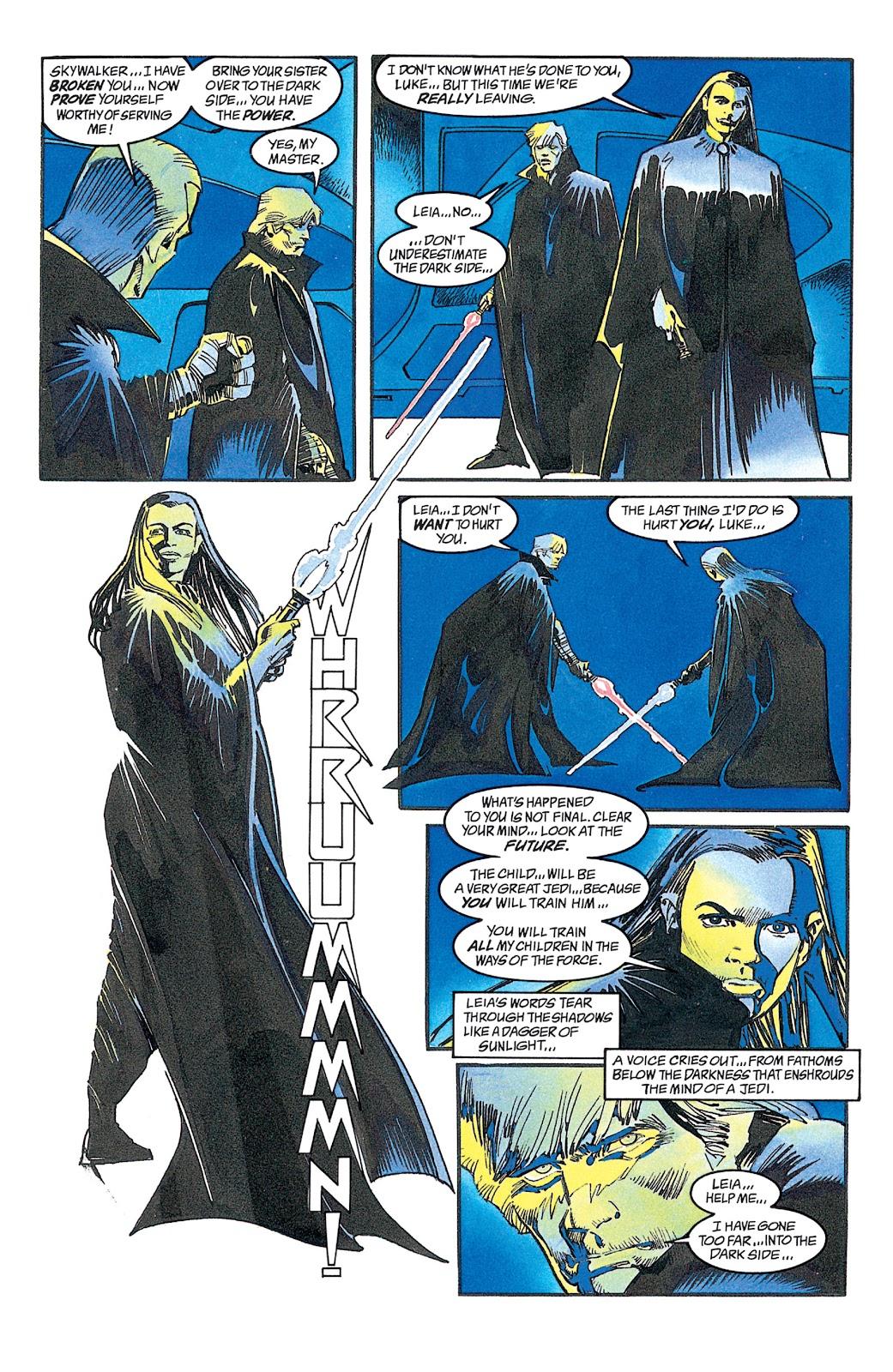 Read online Star Wars: Dark Empire Trilogy comic -  Issue # TPB (Part 2) - 48