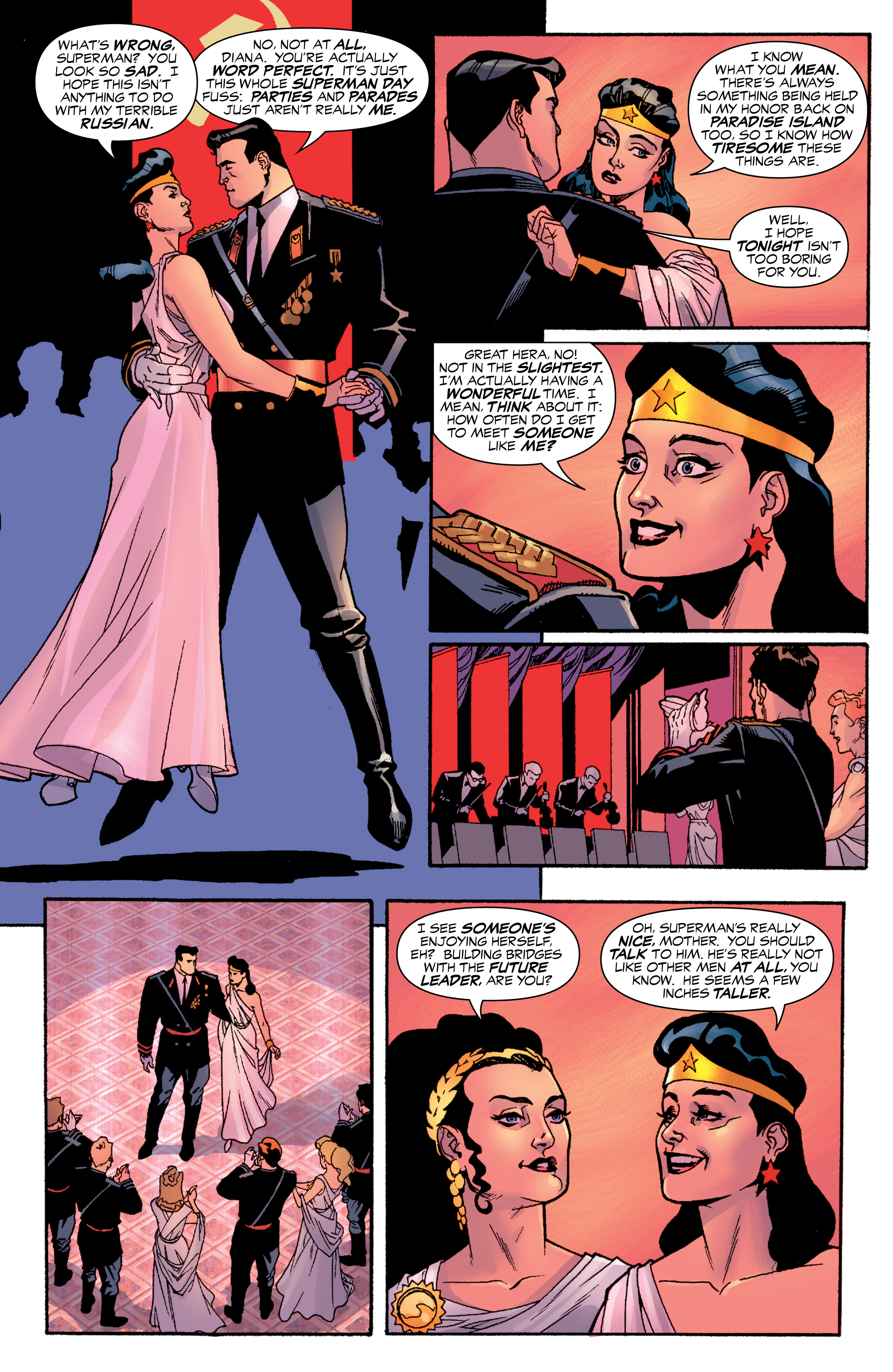 Superman Red Son 1 Read Superman Red Son Issue 1 Page 22