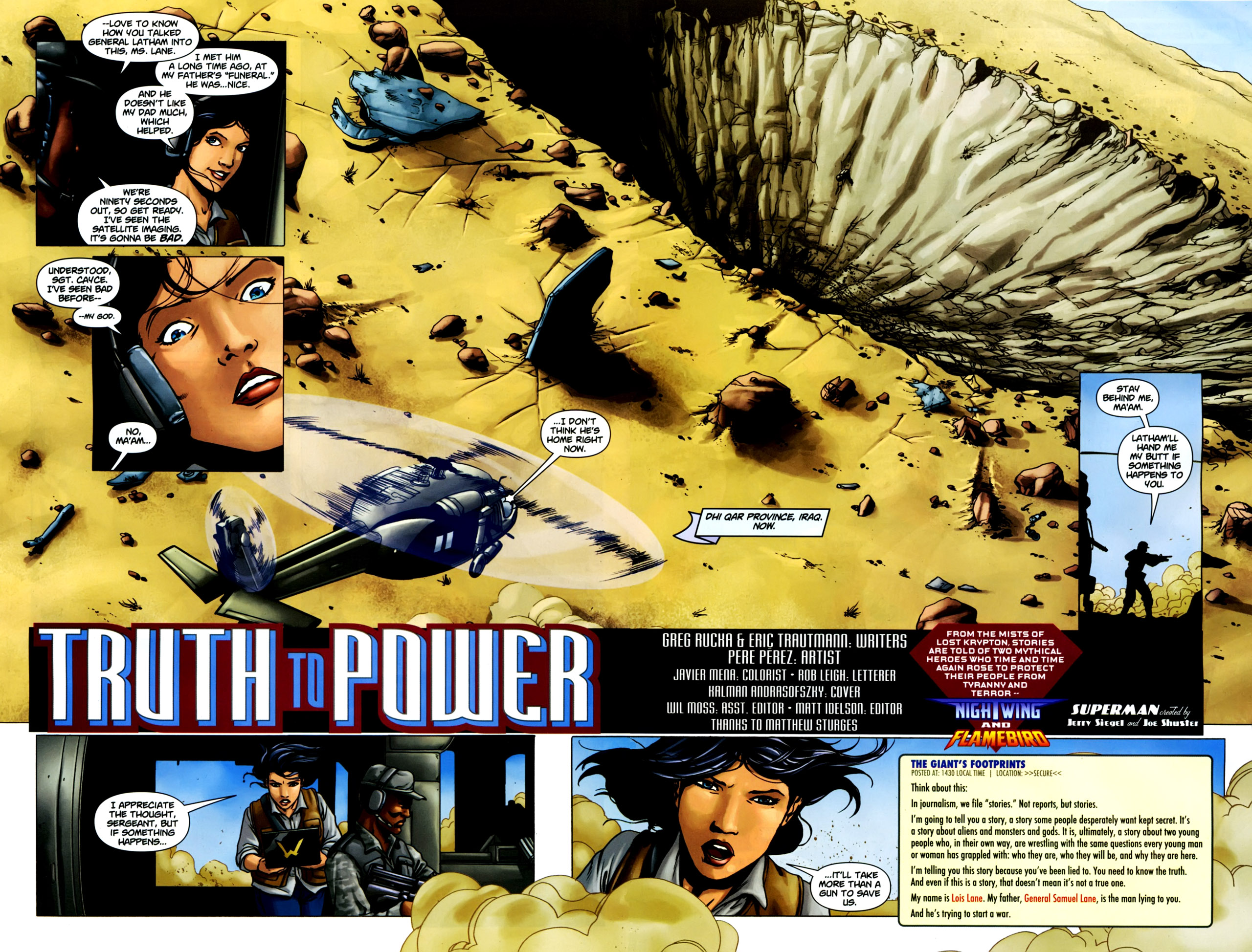 Action Comics (1938) 887 Page 3