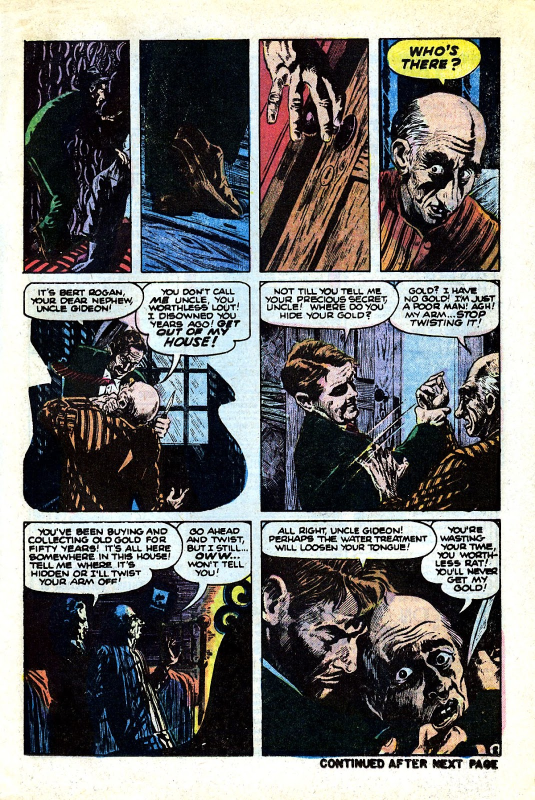 Chamber of Chills (1972) issue 10 - Page 25