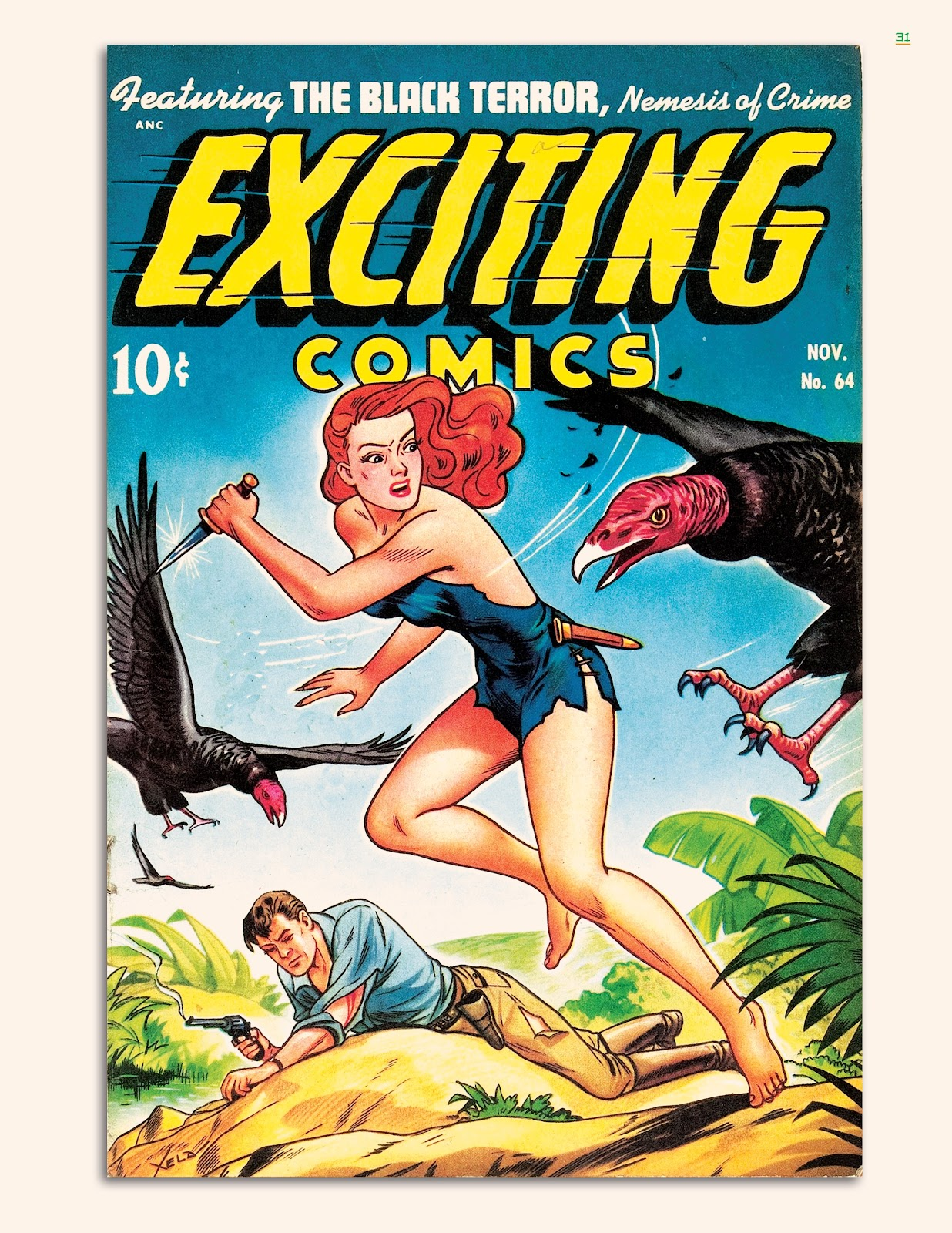 Read online Jungle Girls comic -  Issue # TPB (Part 1) - 32