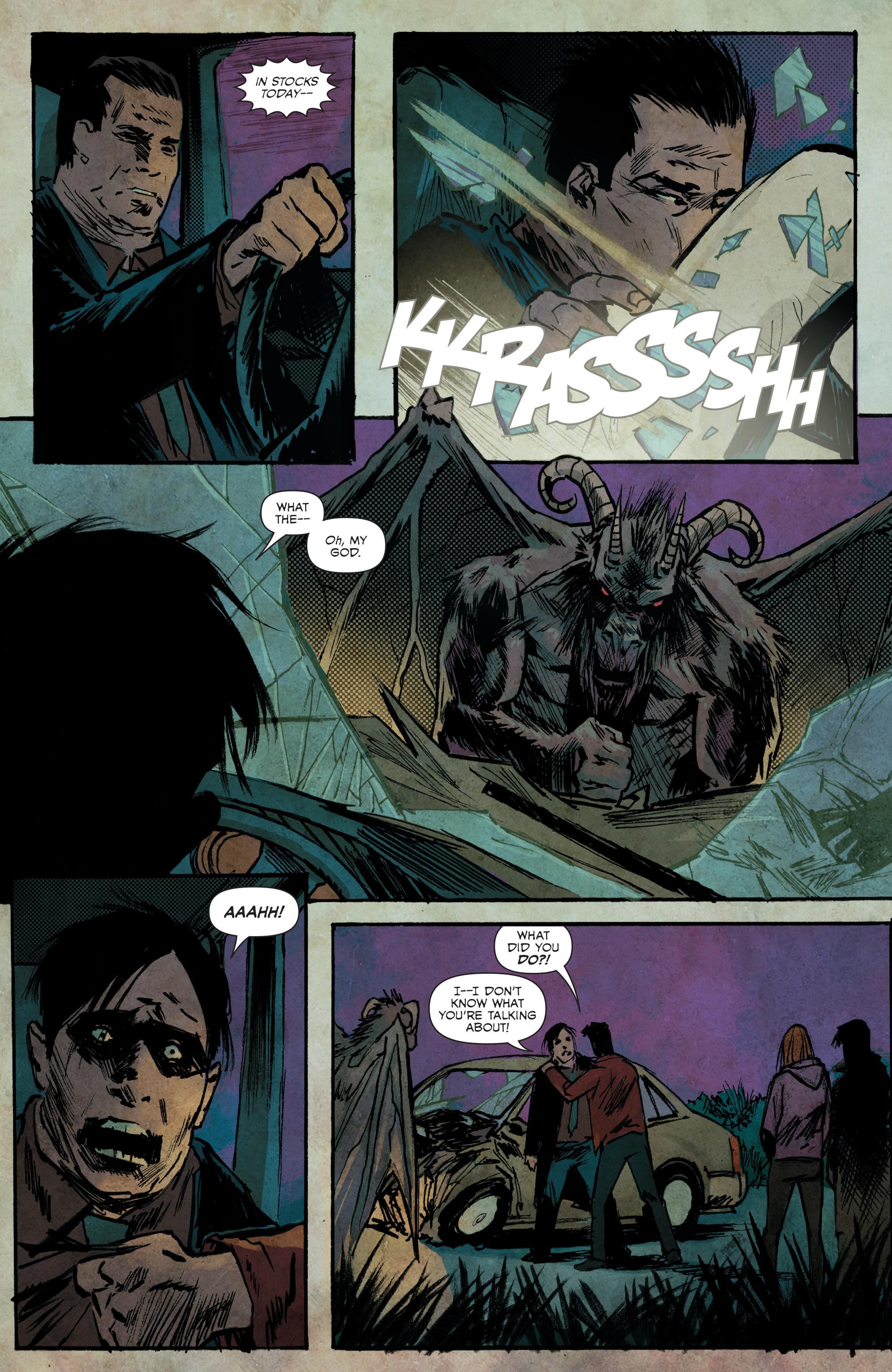 Read online Hoax Hunters (2012) comic -  Issue # TPB 3 - 97