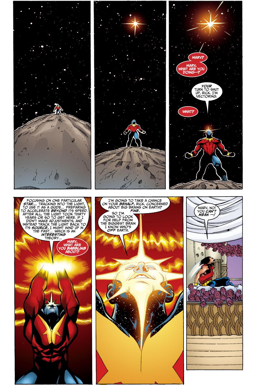 Captain Marvel (1999) Issue #22 #23 - English 16