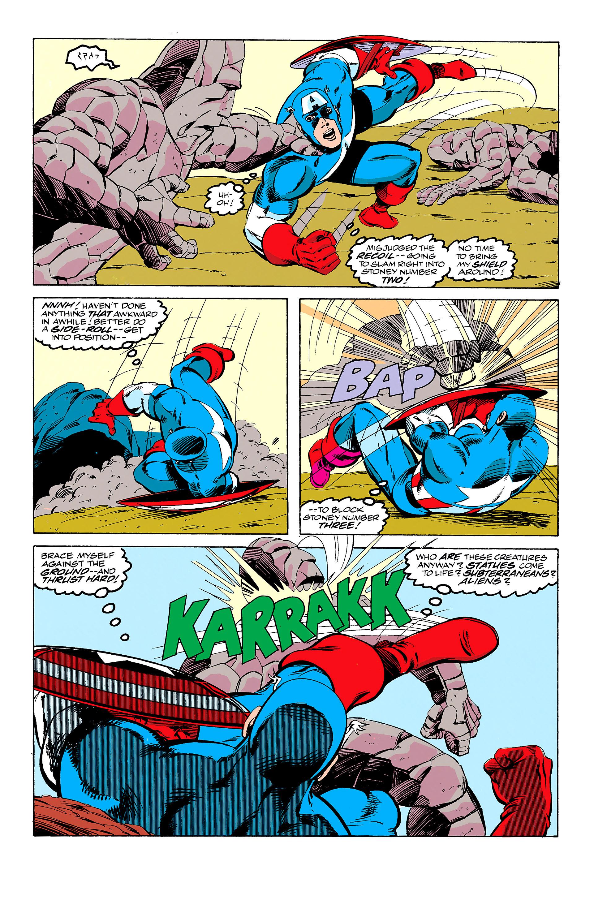 Read online Captain America (1968) comic -  Issue # _Annual 11 - 11