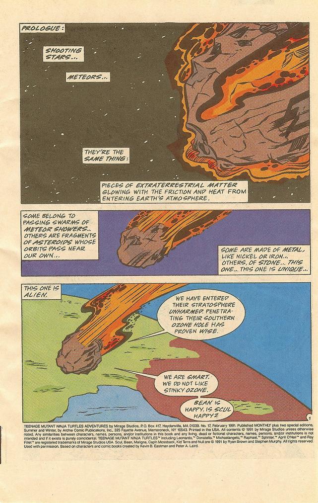 Comic Teenage Mutant Ninja Turtles Adventures (1989) issue 28