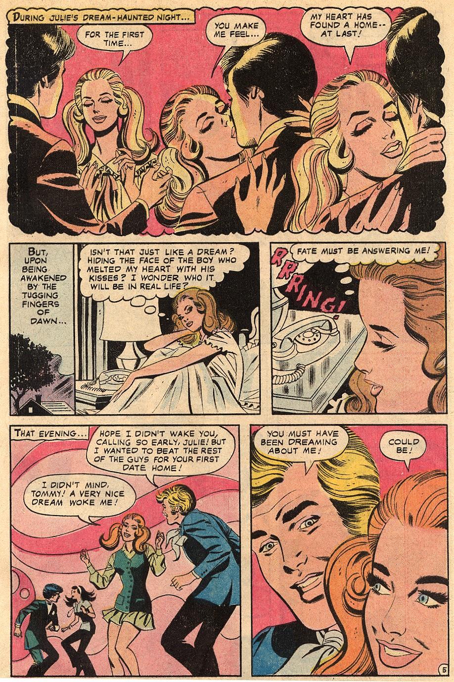 Read online Secret Hearts comic -  Issue #150 - 29