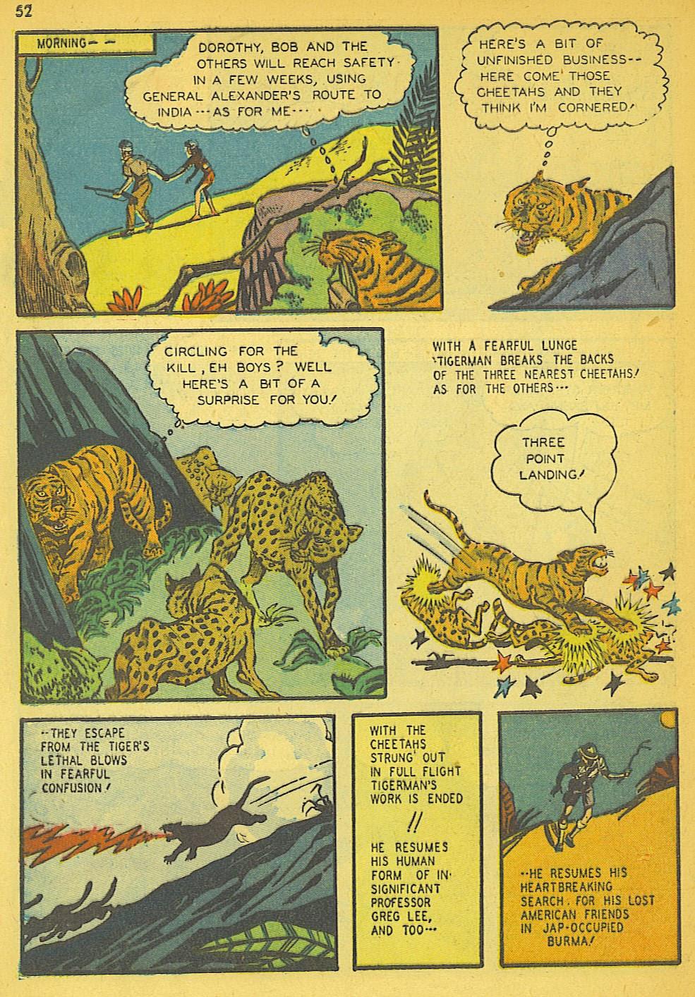 Read online Super-Magician Comics comic -  Issue #19 - 44