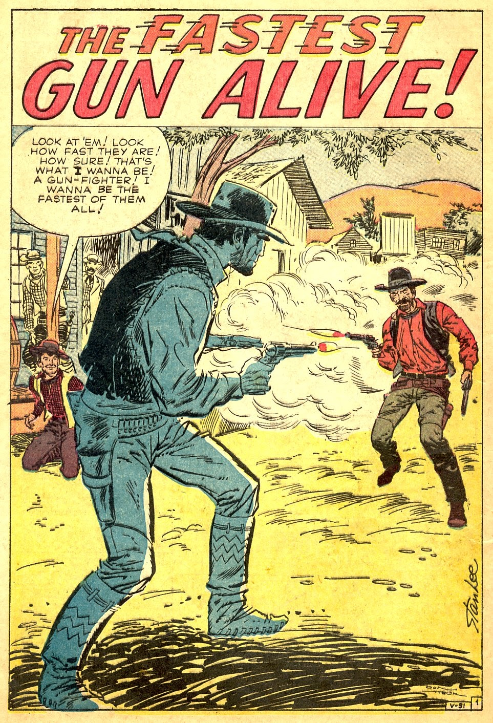 Gunsmoke Western issue 63 - Page 28