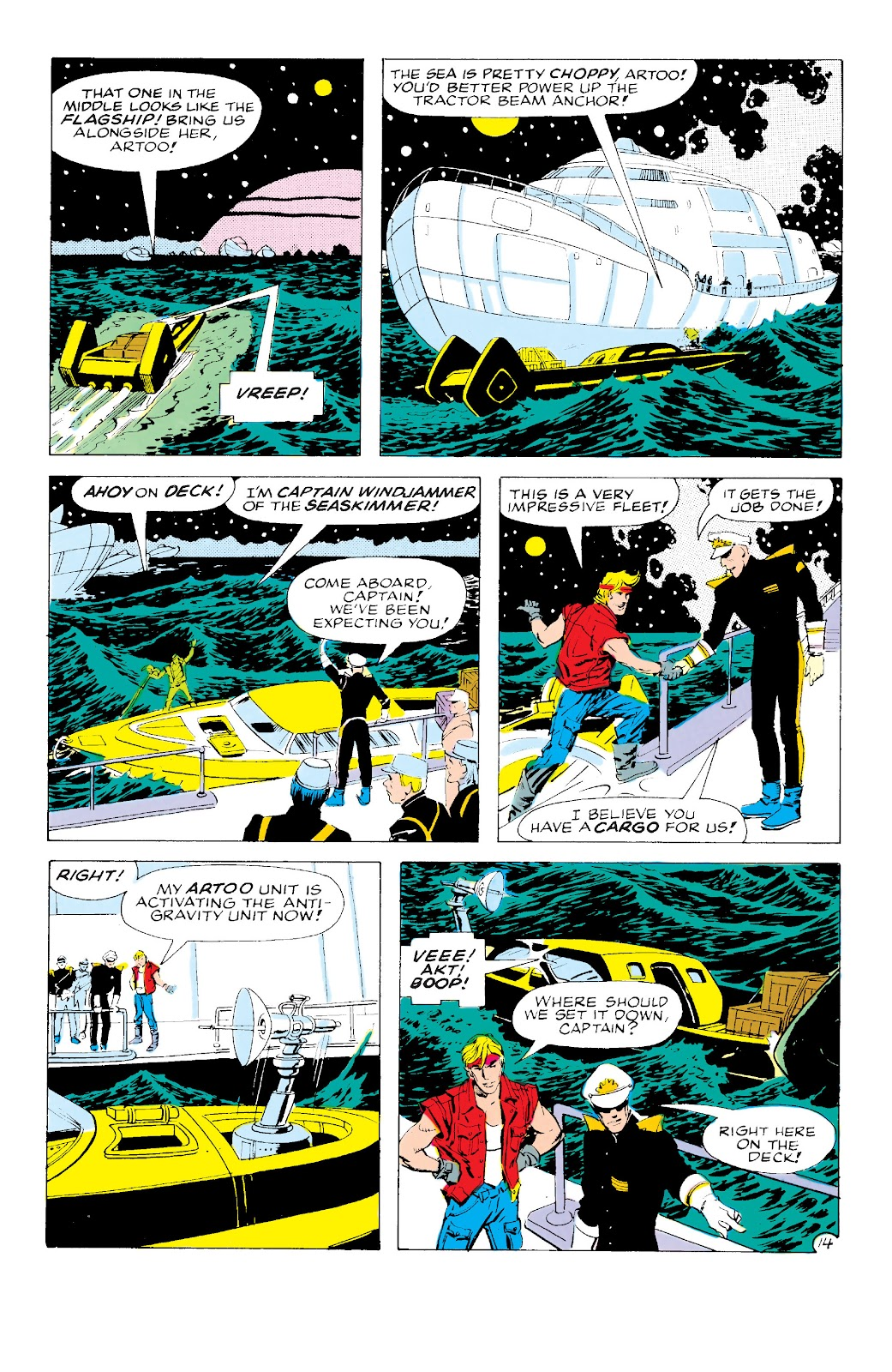Star Wars: Droids (1986) issue 5 - Page 15