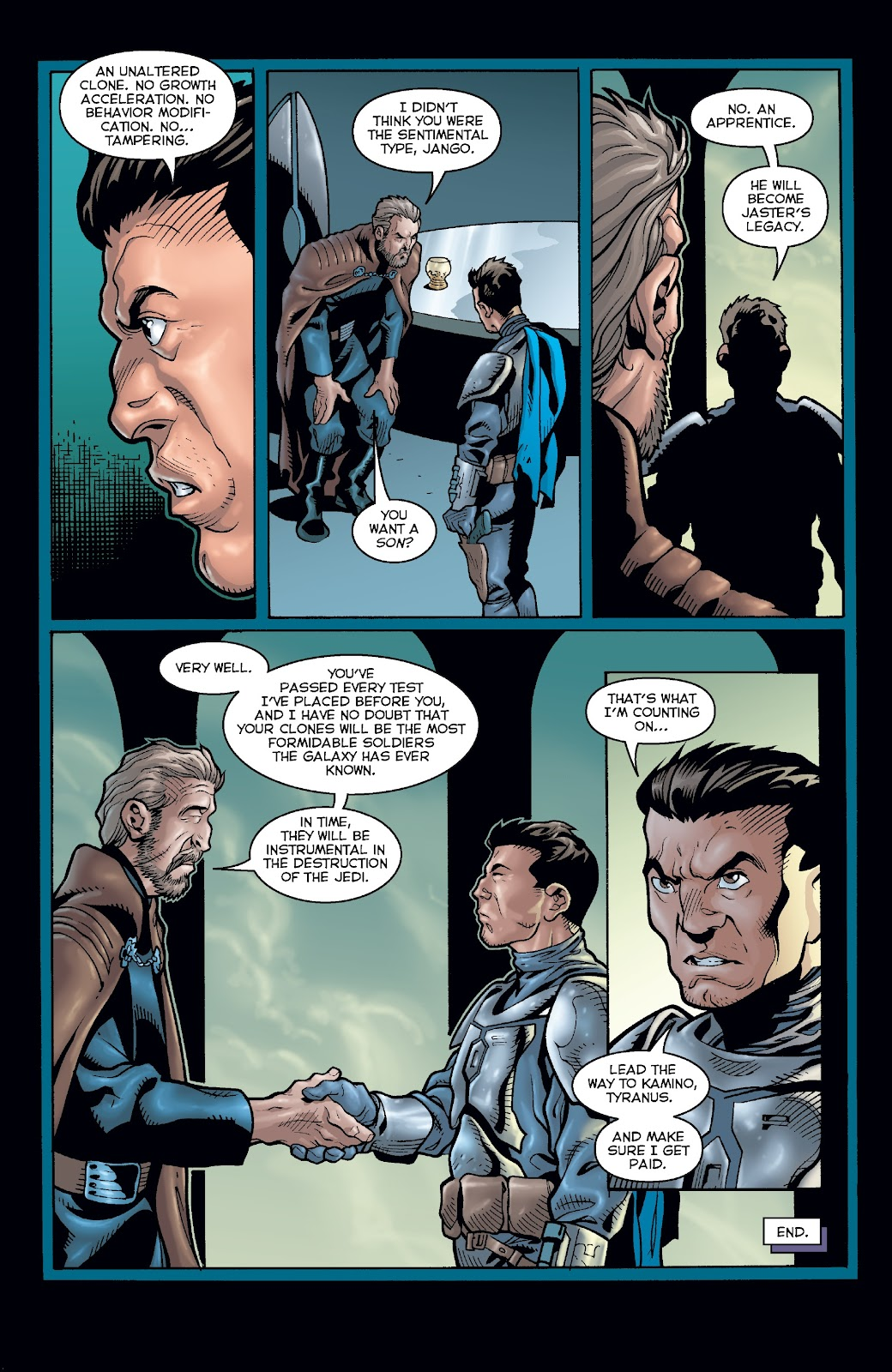 Read online Star Wars Legends Epic Collection: The Menace Revealed comic -  Issue # TPB (Part 1) - 96