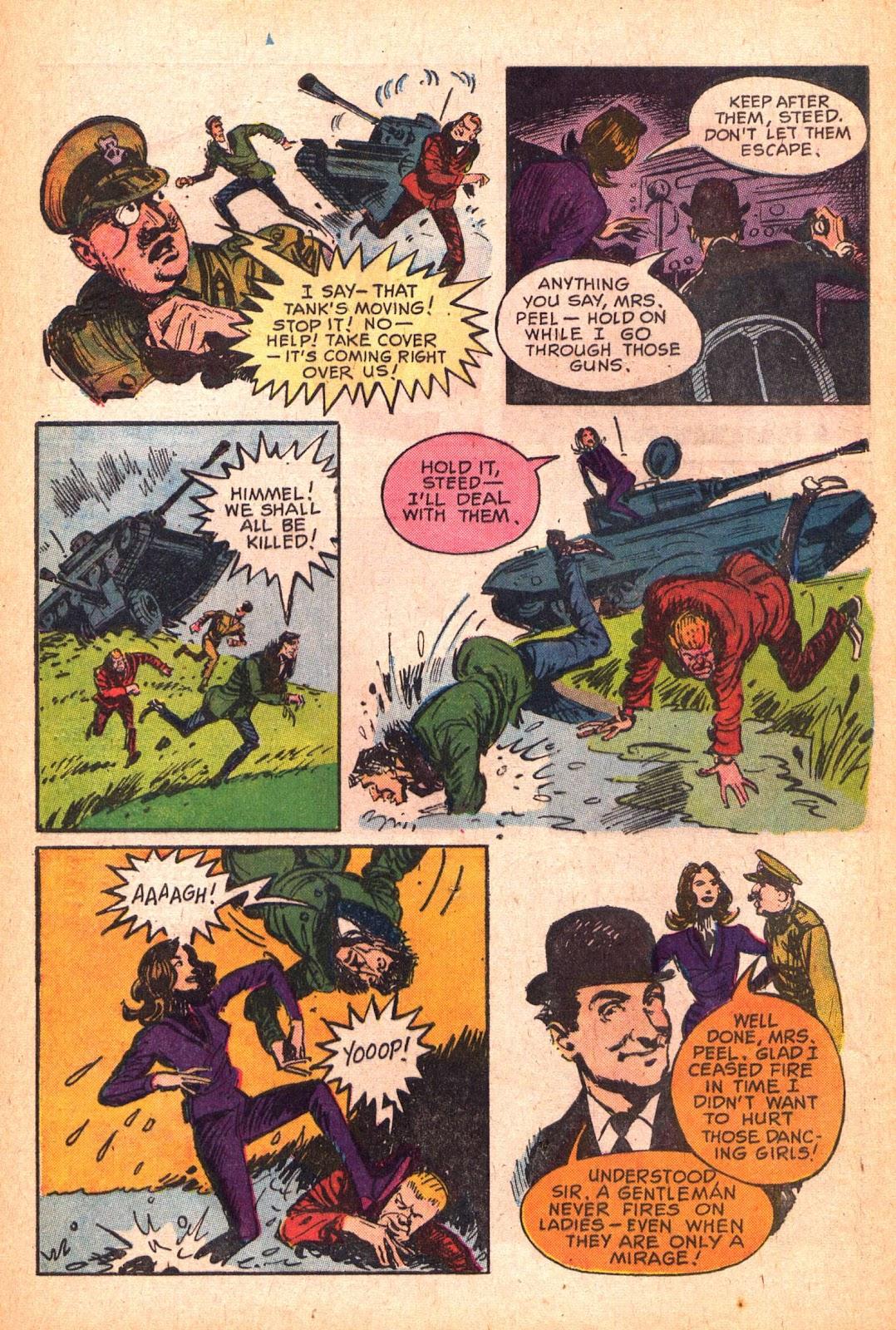 Read online The Avengers (1968) comic -  Issue # Full - 32
