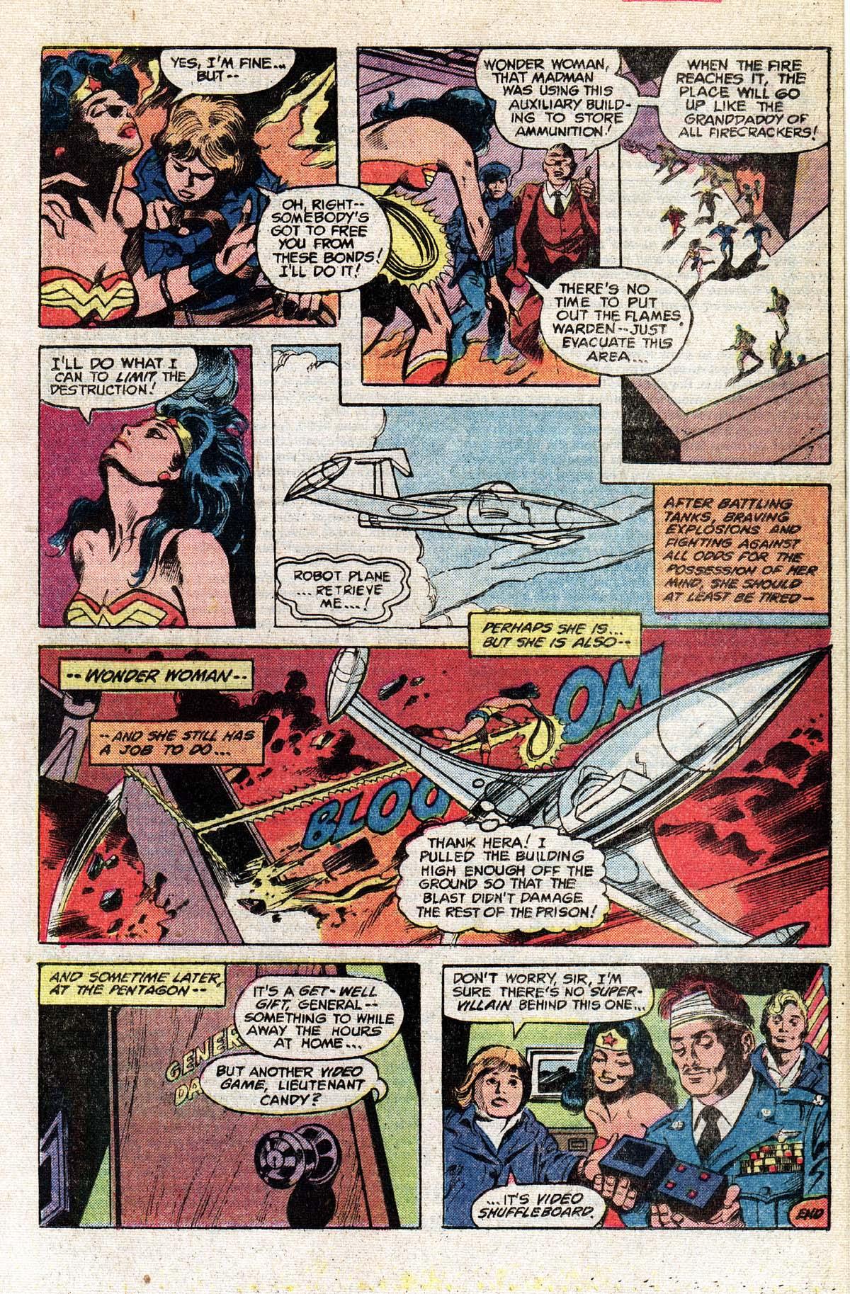 Read online Wonder Woman (1942) comic -  Issue #296 - 17