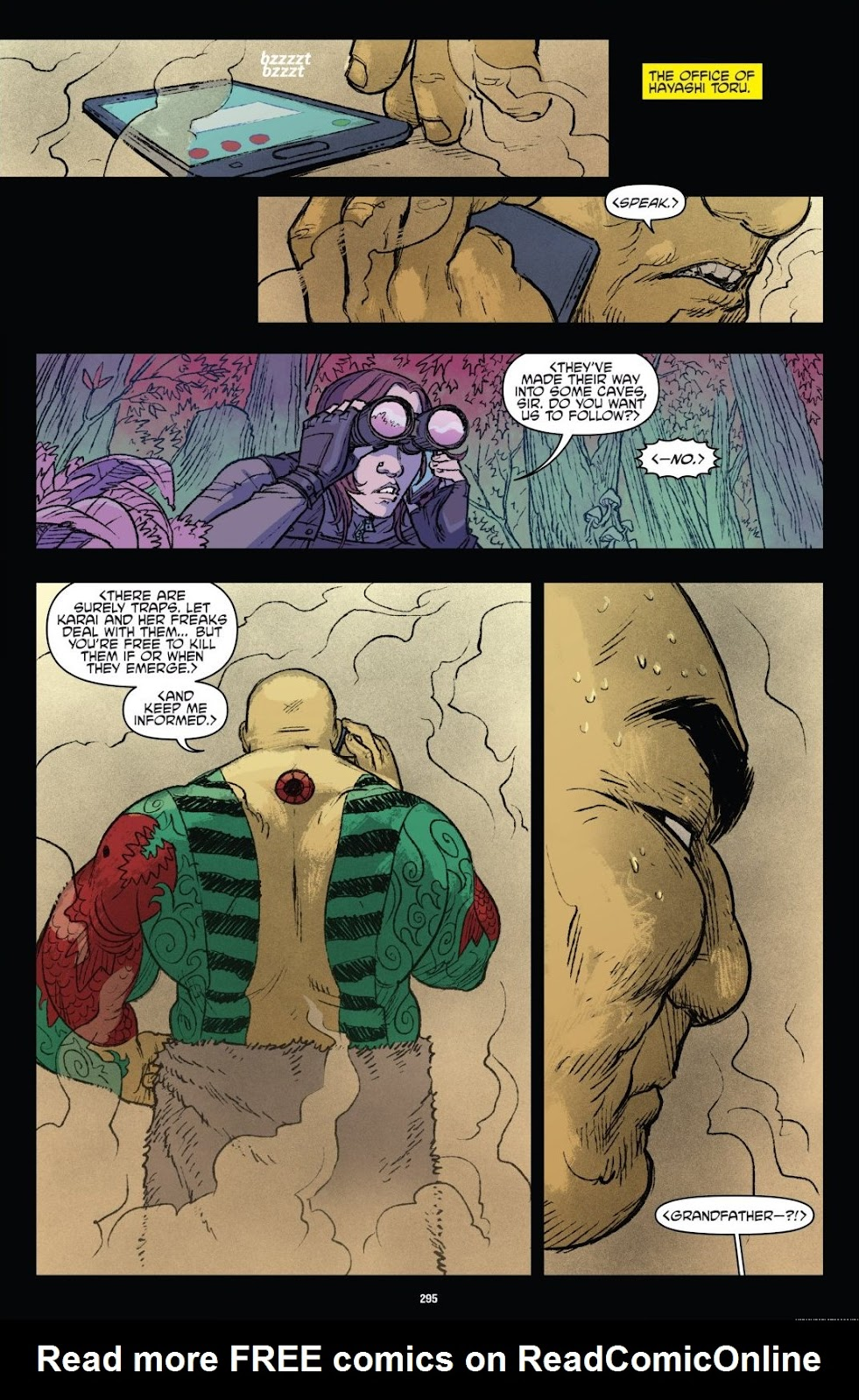 Read online Teenage Mutant Ninja Turtles: The IDW Collection comic -  Issue # TPB 9 (Part 3) - 92