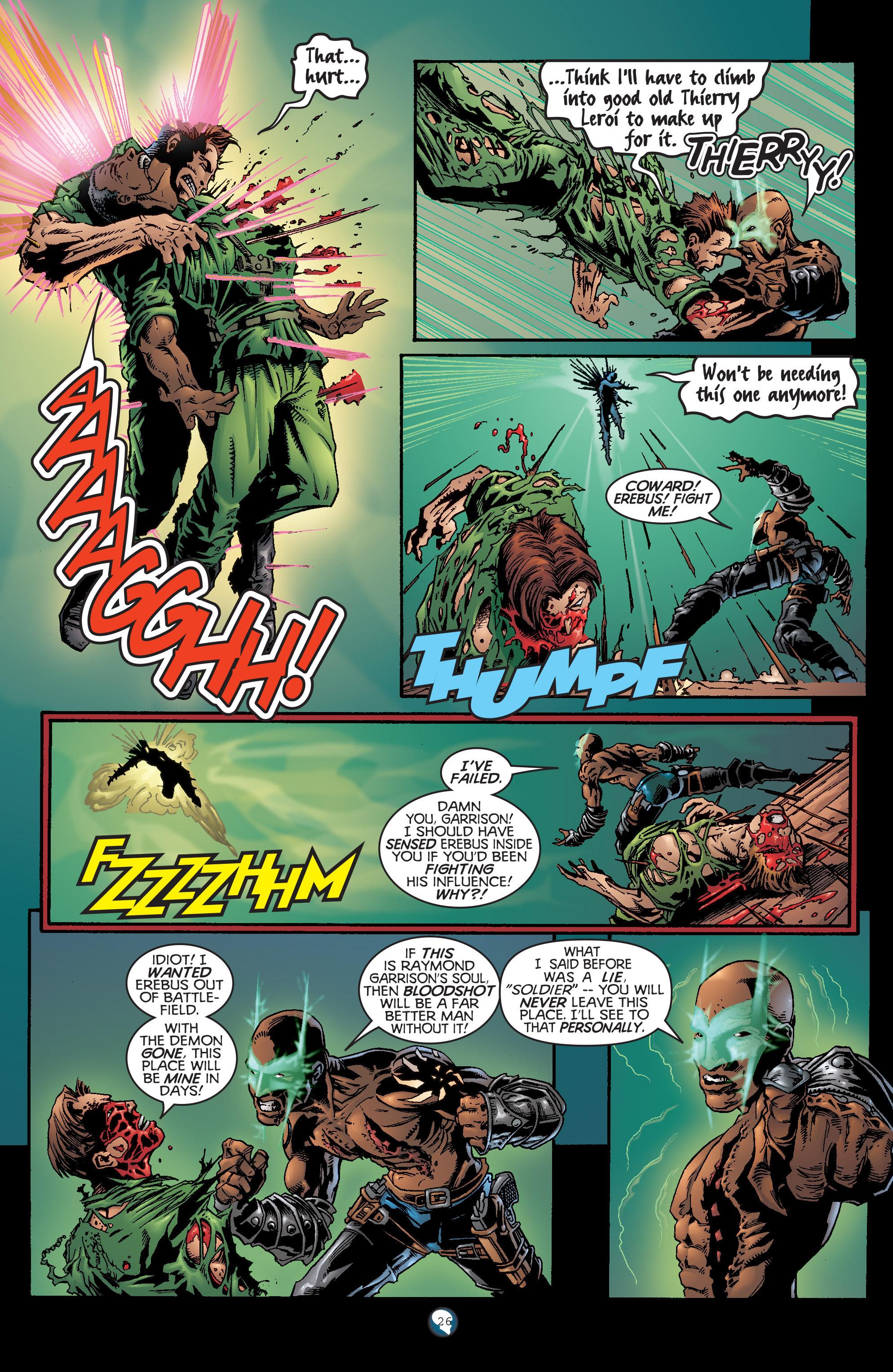 Read online Shadowman (1997) comic -  Issue #20 - 20