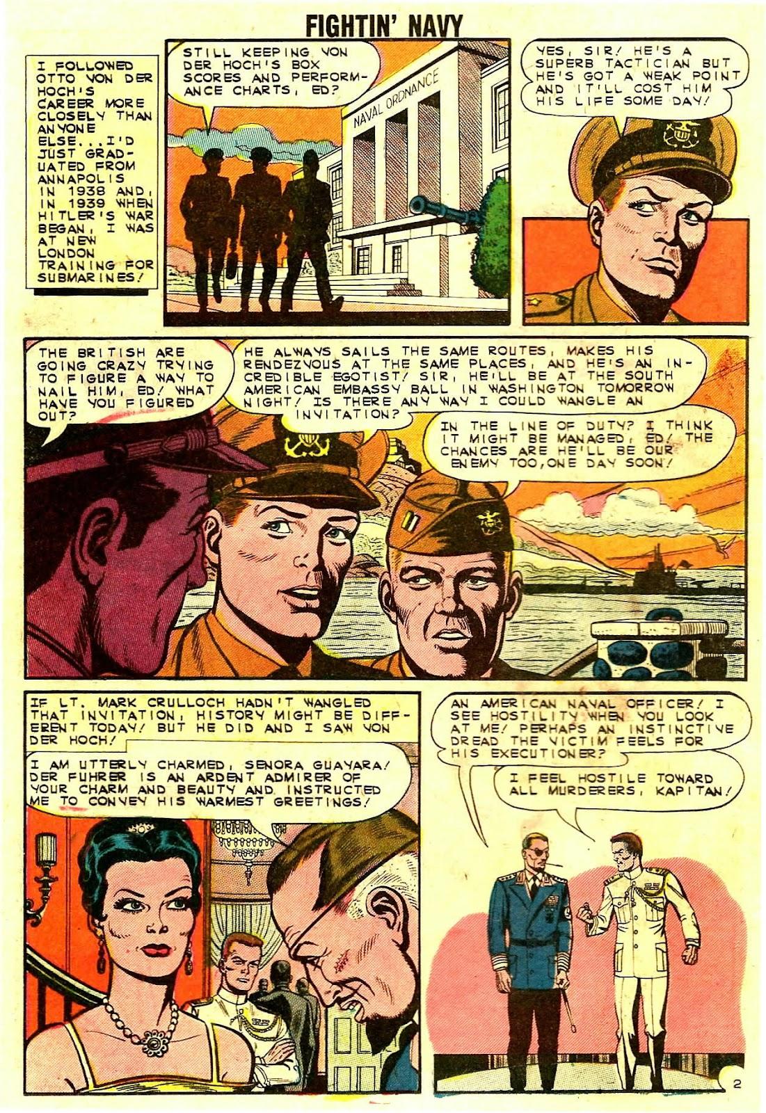 Read online Fightin' Navy comic -  Issue #109 - 24