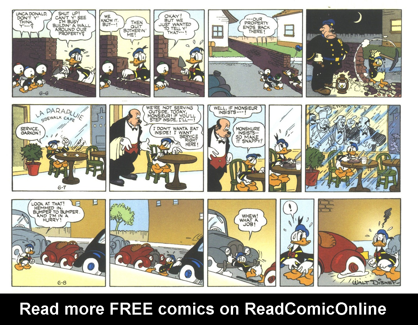 Read online Uncle Scrooge (1953) comic -  Issue #314 - 66