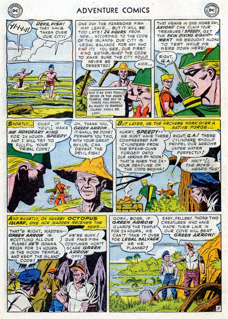 Read online Adventure Comics (1938) comic -  Issue #211 - 30